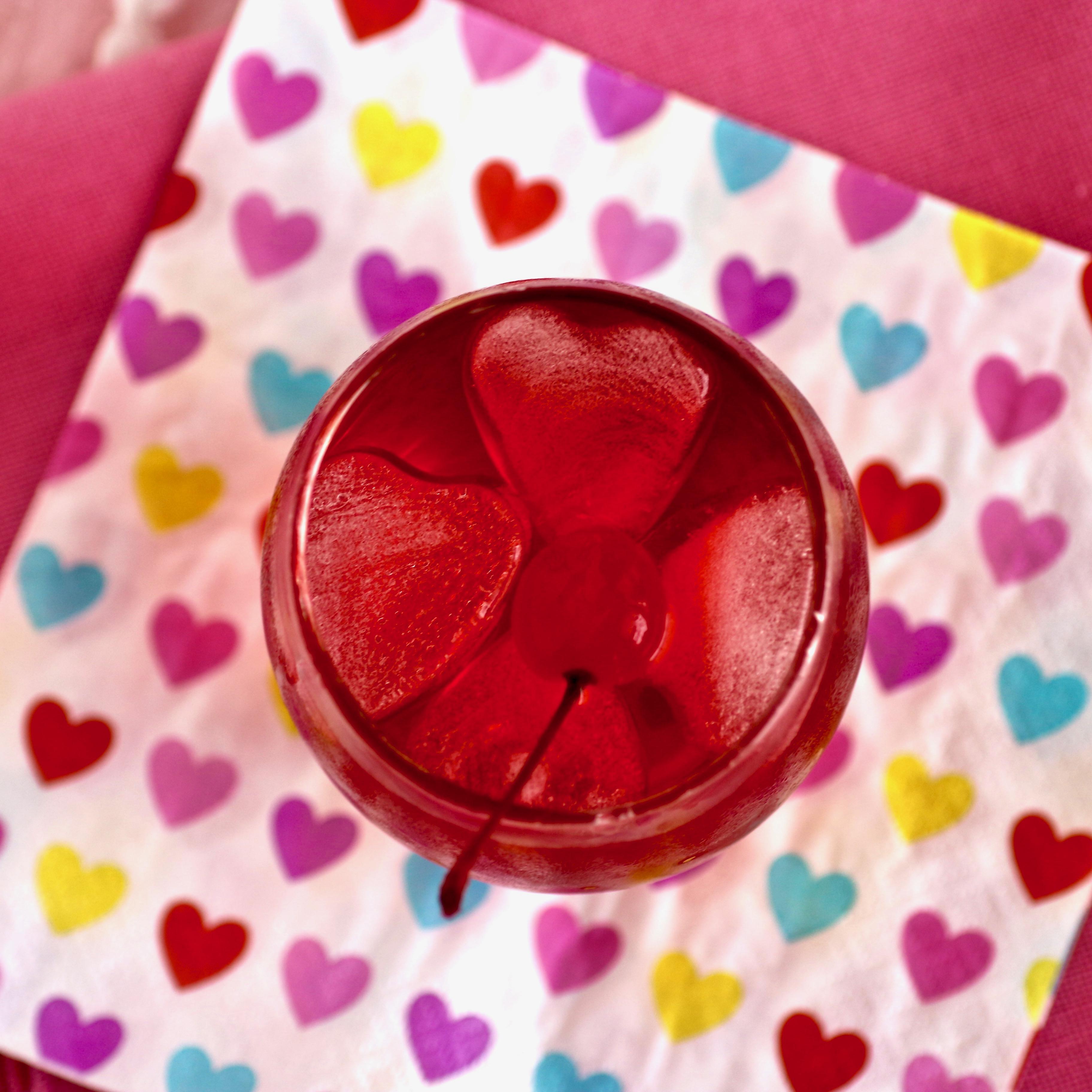 Cherry Vodka Sour image