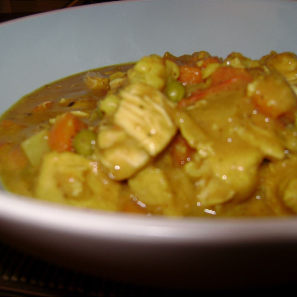 Chicken Stew With Coconut Milk Lindsay
