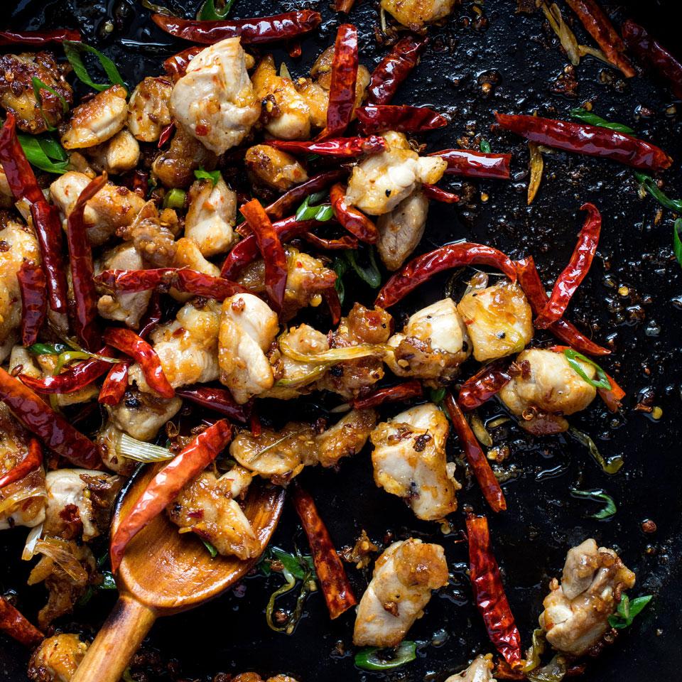 Chongqing Chicken JJ Goode