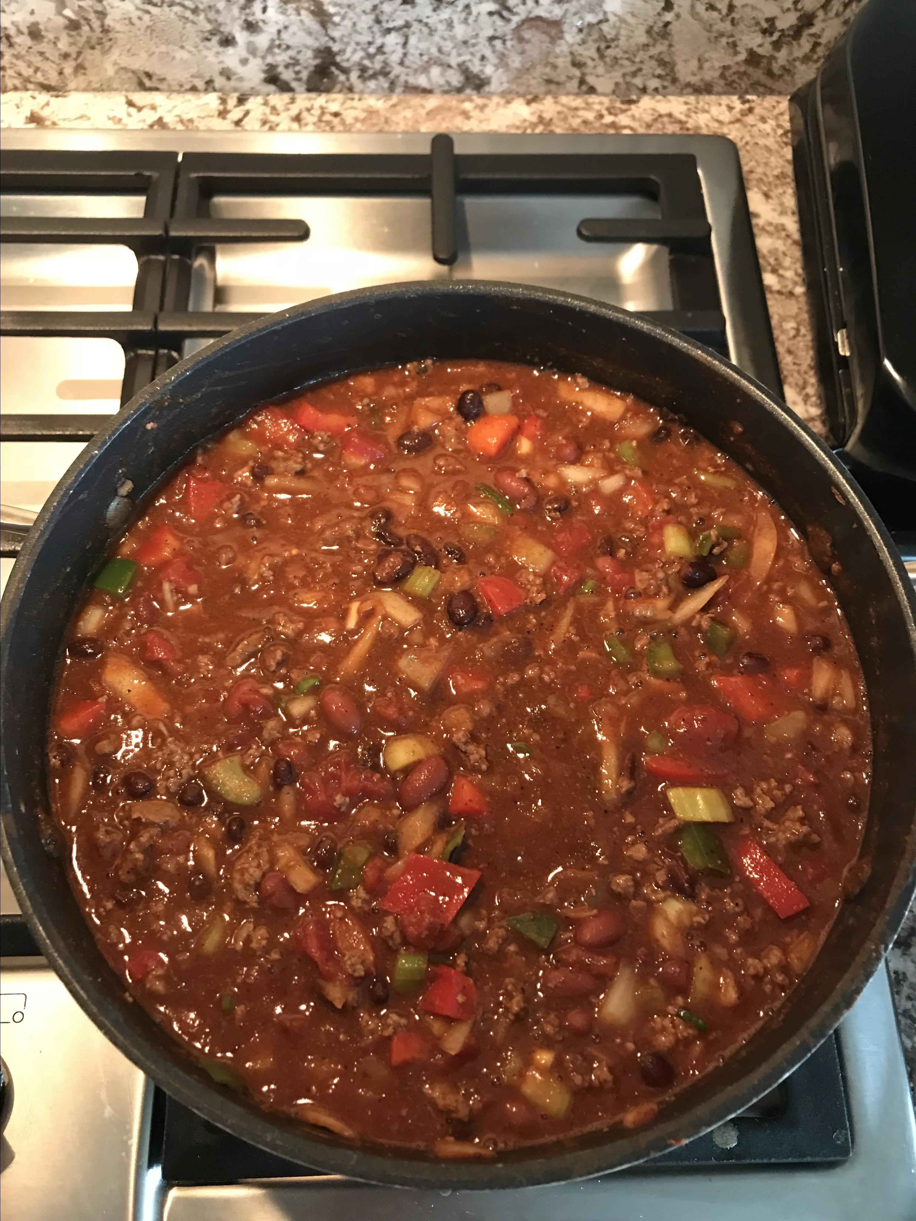 Boilermaker Tailgate Chili Allrecipes