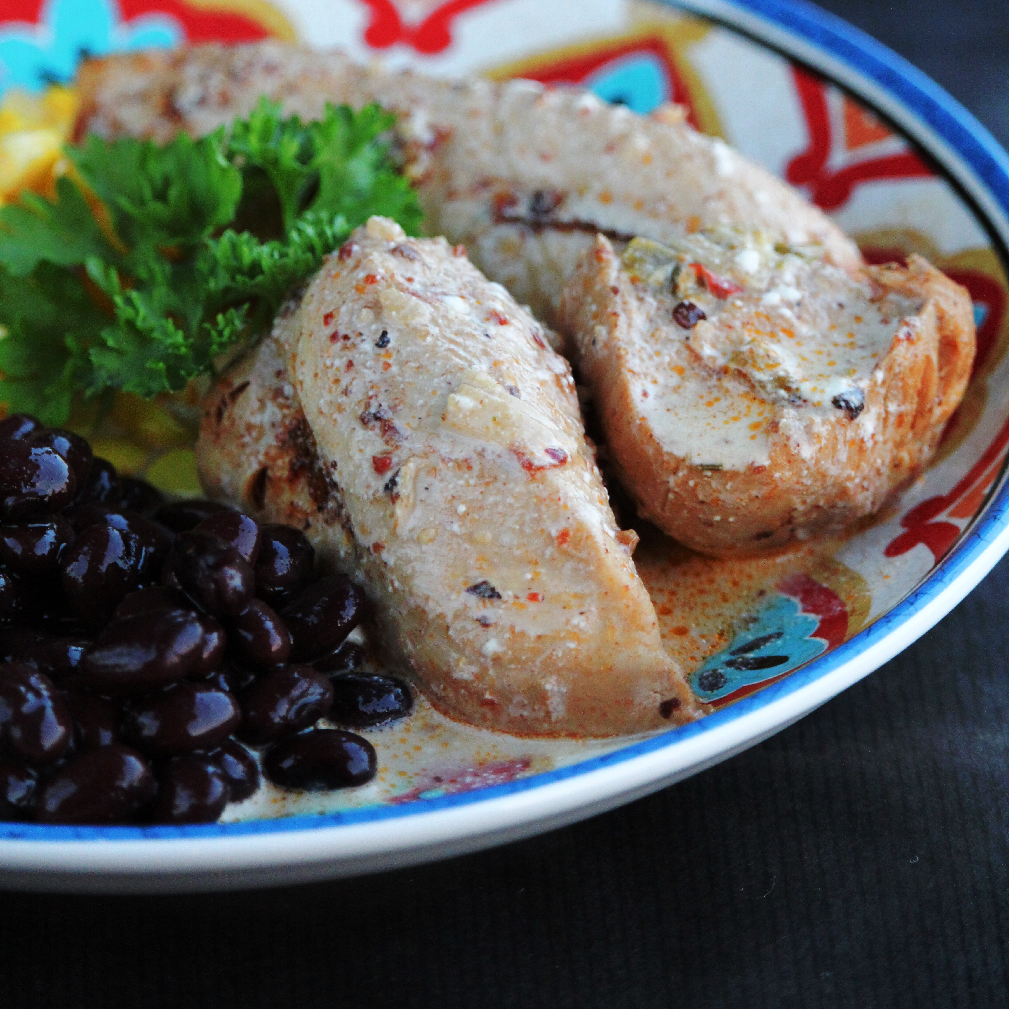 Slow Cooked Chipotle Chicken Buckwheat Queen