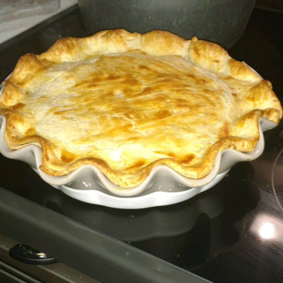 Chicken Pot Pie on the Run April Wyas