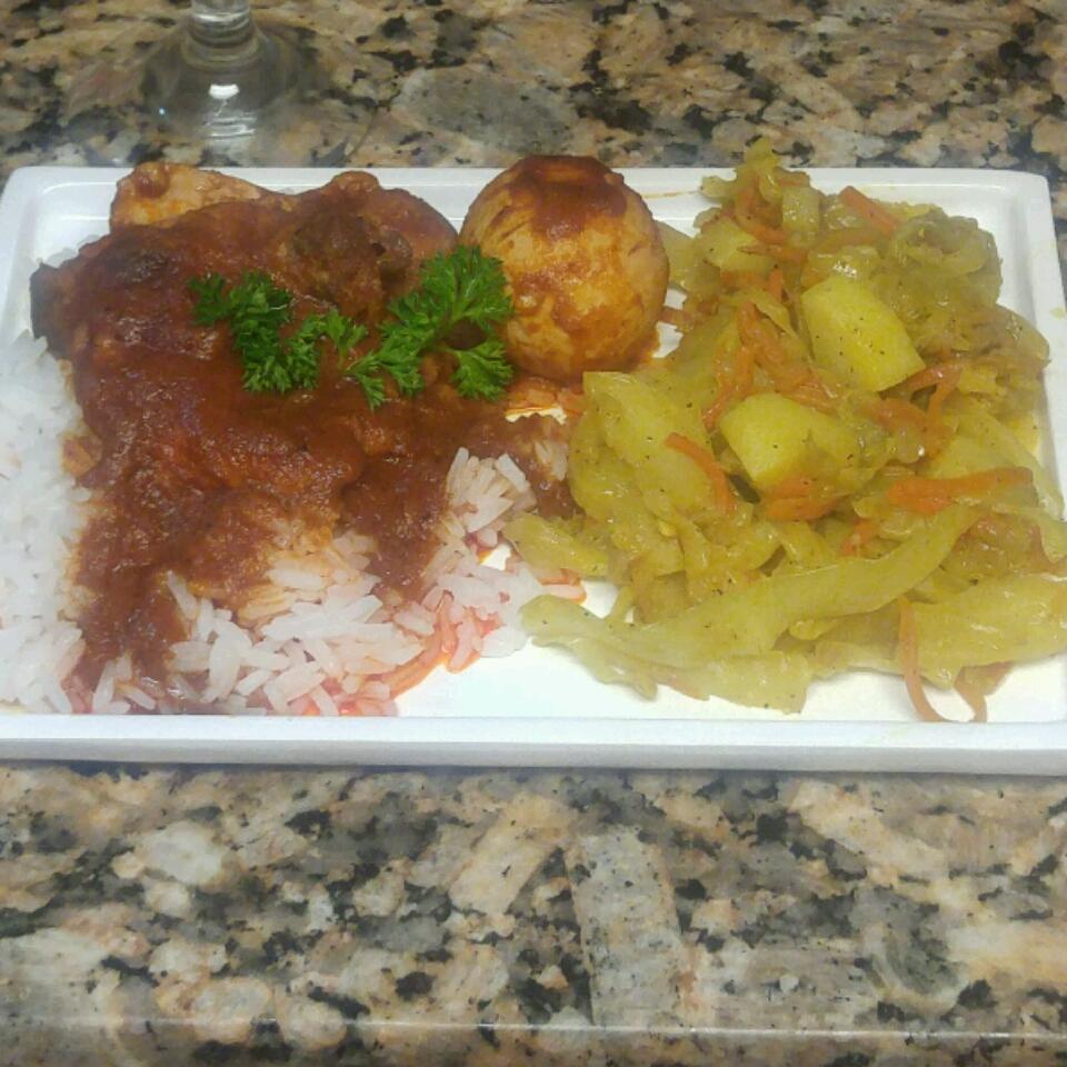 Doro Wat: Ethiopian Chicken Dish SugaShack