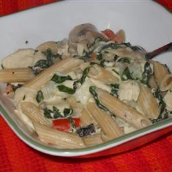 Laura's Unbelievable Chicken and Pasta