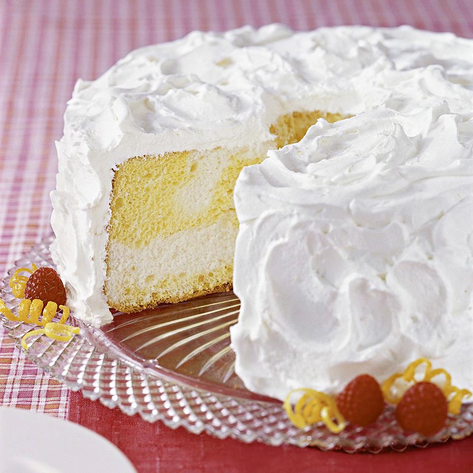 Sunshine Cake Diabetic Living Magazine