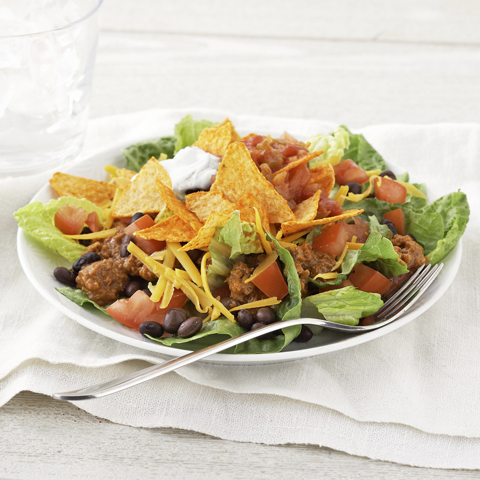 Taco Salad Recipe For Diabetics