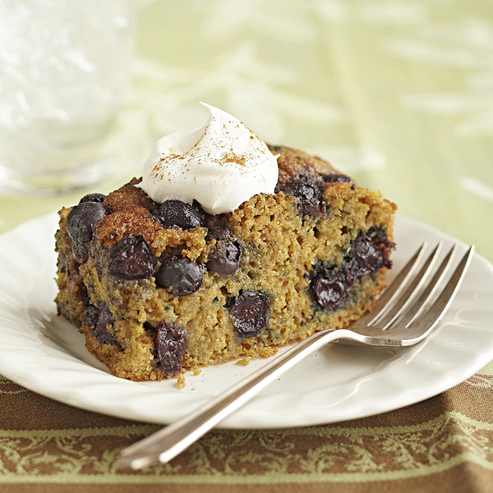 Overnight Blueberry Coffee Cake Diabetic Living Magazine