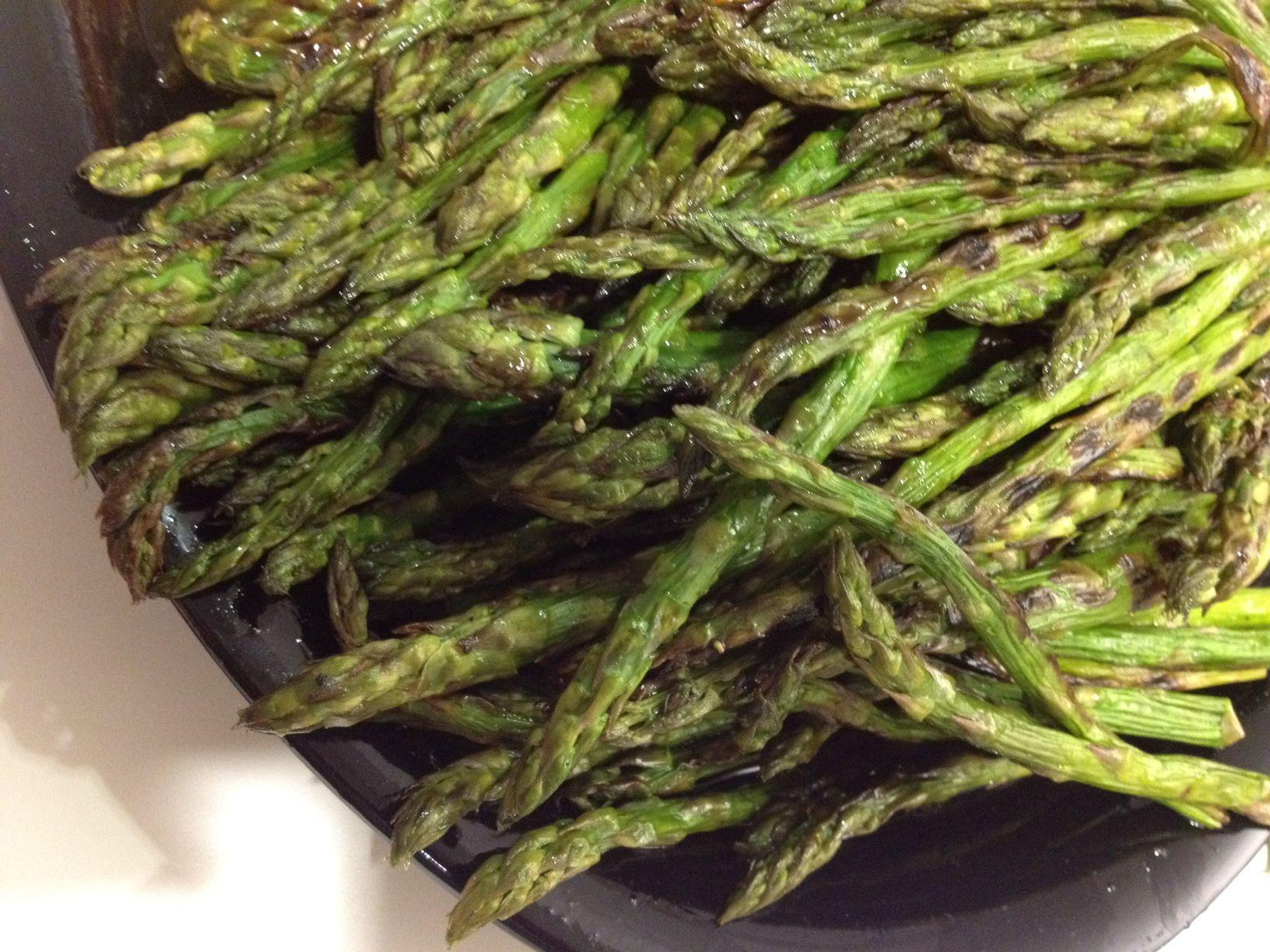 Baked Asparagus image