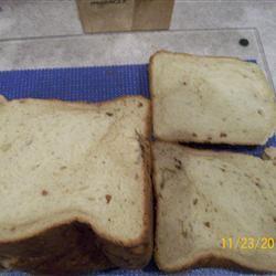 Yummy Peanut Butter Bread