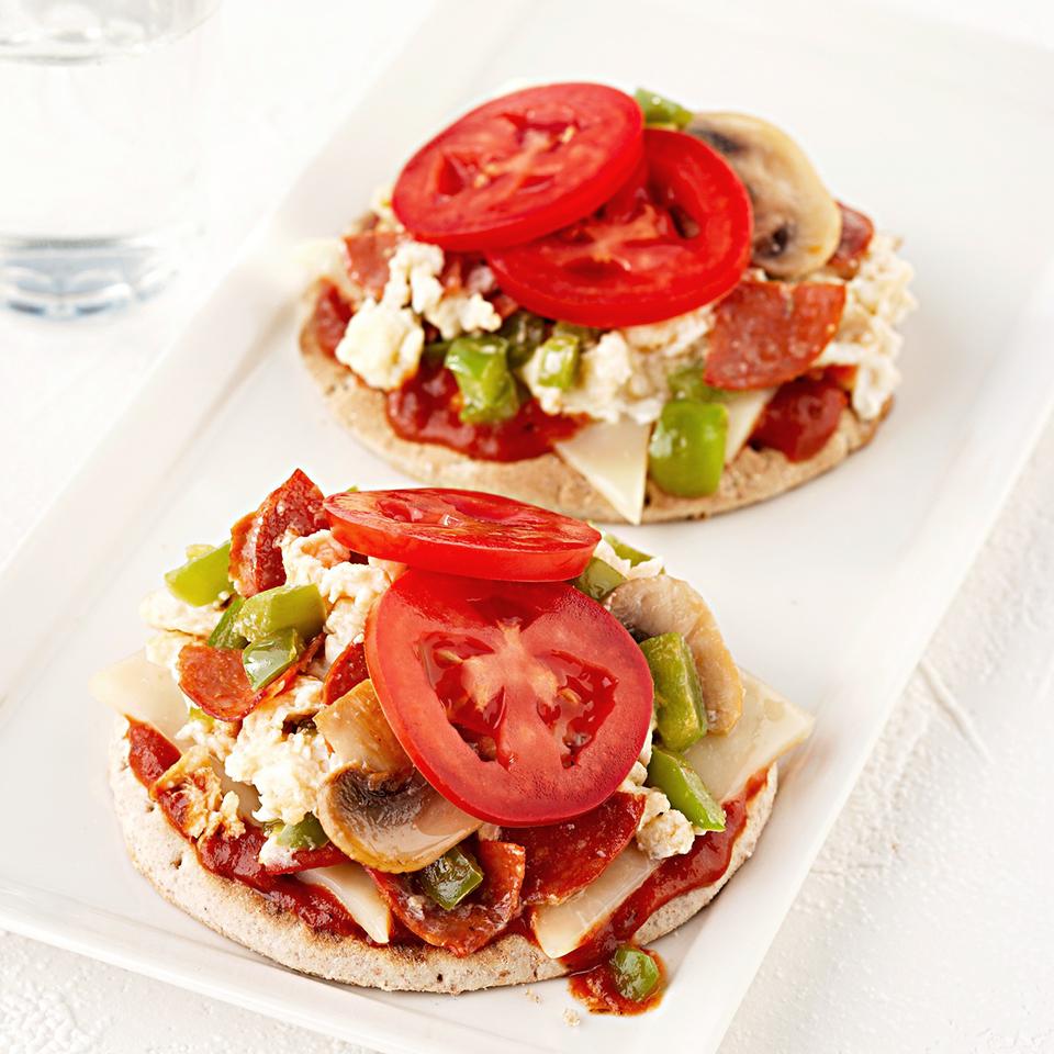 Quick Breakfast Pizza Diabetic Living Magazine