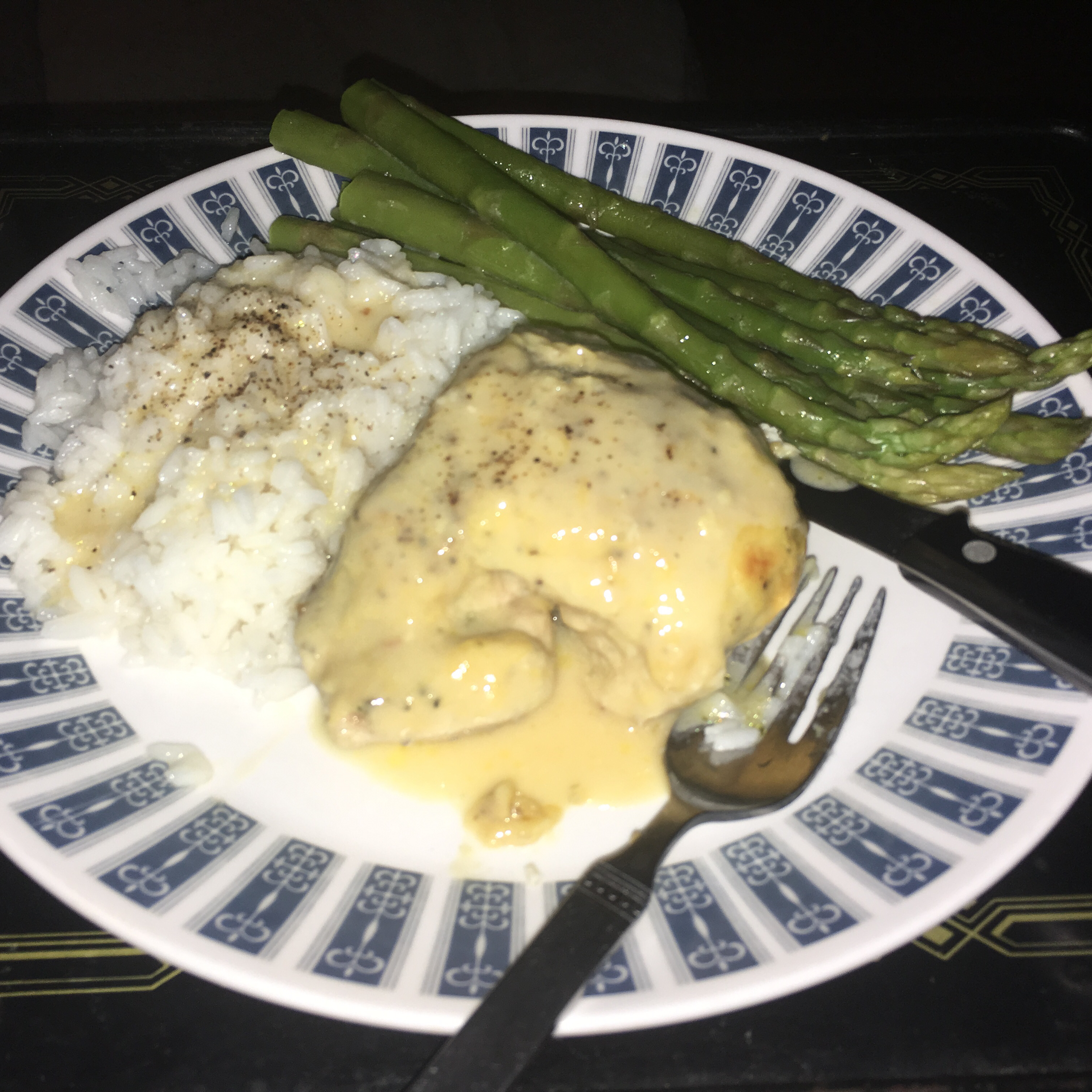 Cream of Chicken Breasts