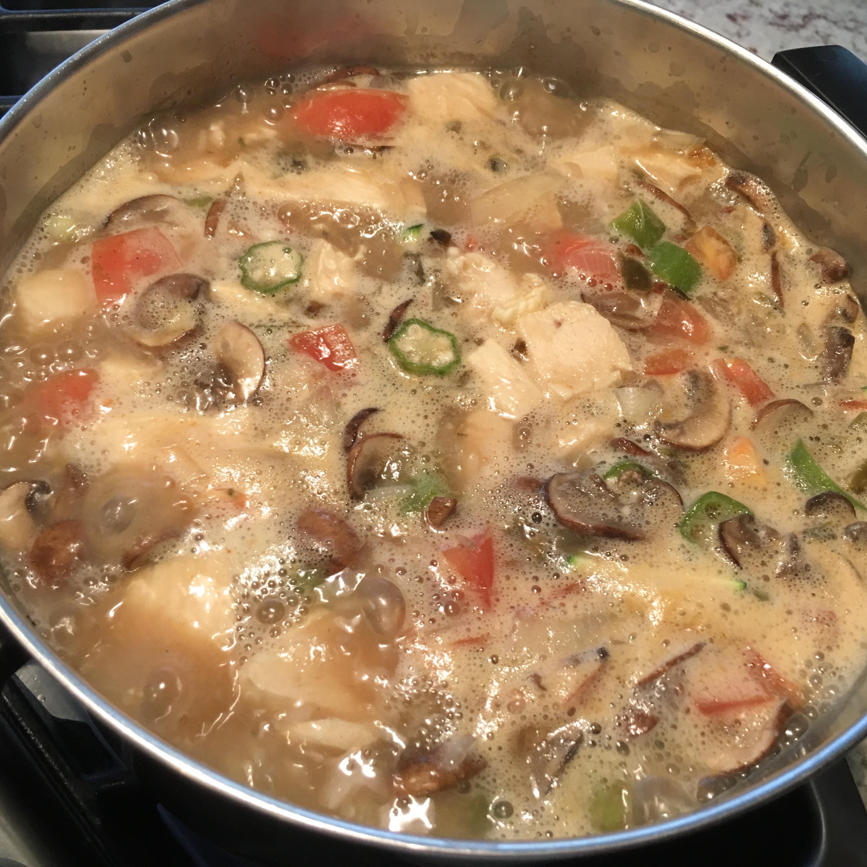 Chicken Stock Gumbo Culinary HitMan®