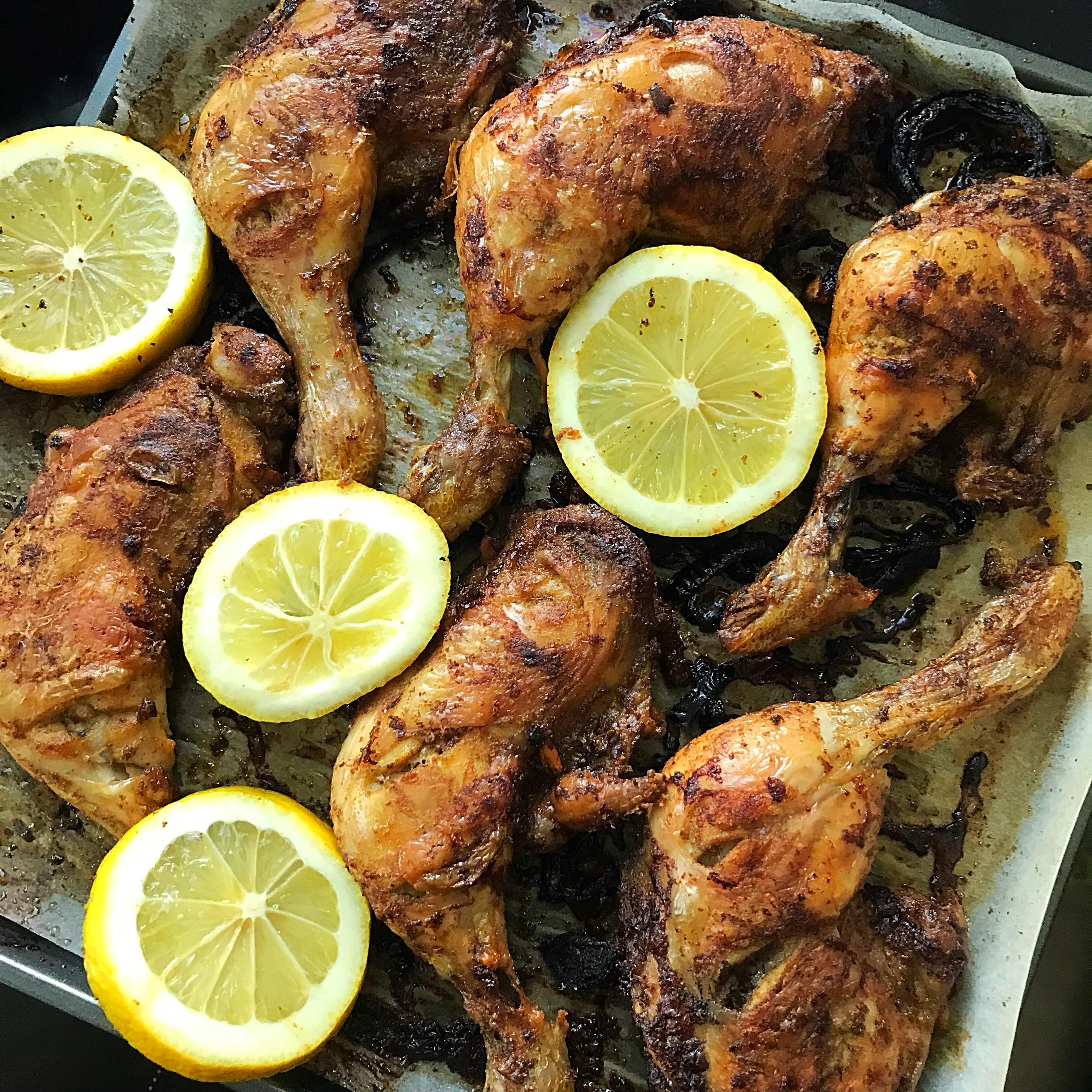 Bill's Peruvian Chicken and Rice Rachel Anne Galvan