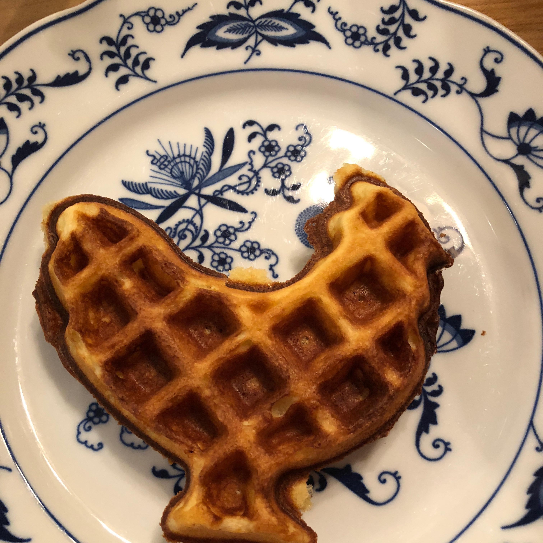Buttermilk Prairie Waffles Hope King