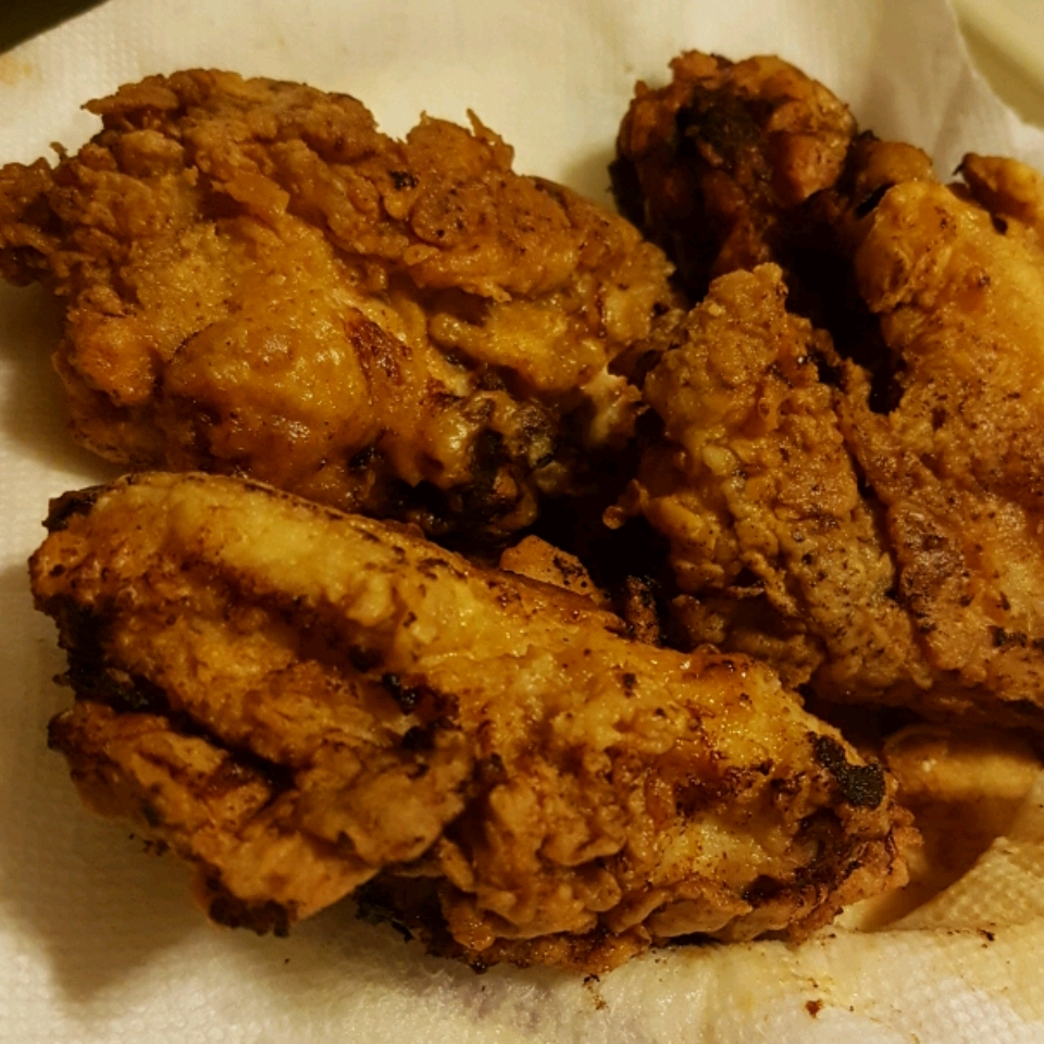 Southern-Style Buttermilk Fried Chicken