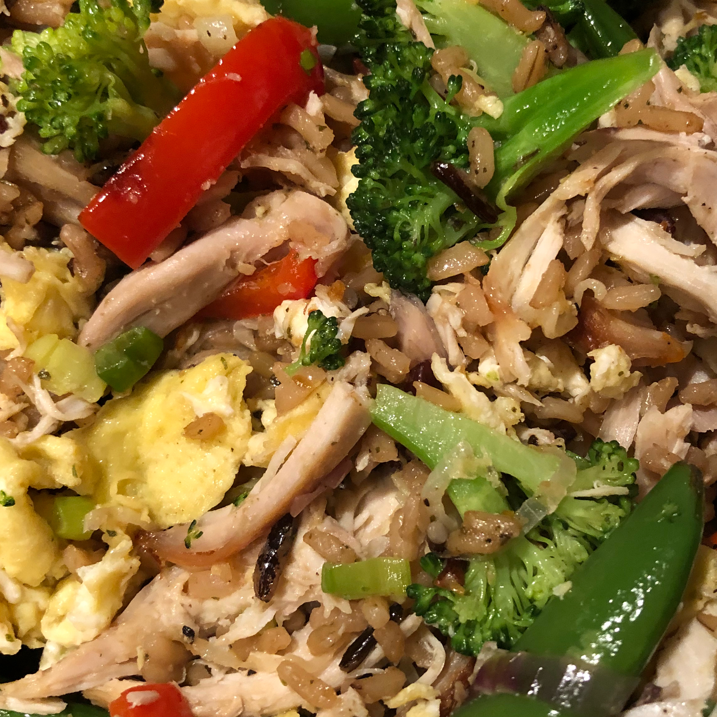 Chicken and Multi-Grain Stir Fry Minute Rice
