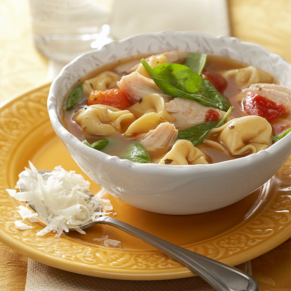 This diabetes-friendly, slow-cooker soup is easy to make, contains minimal ingredients and is packed with flavor.