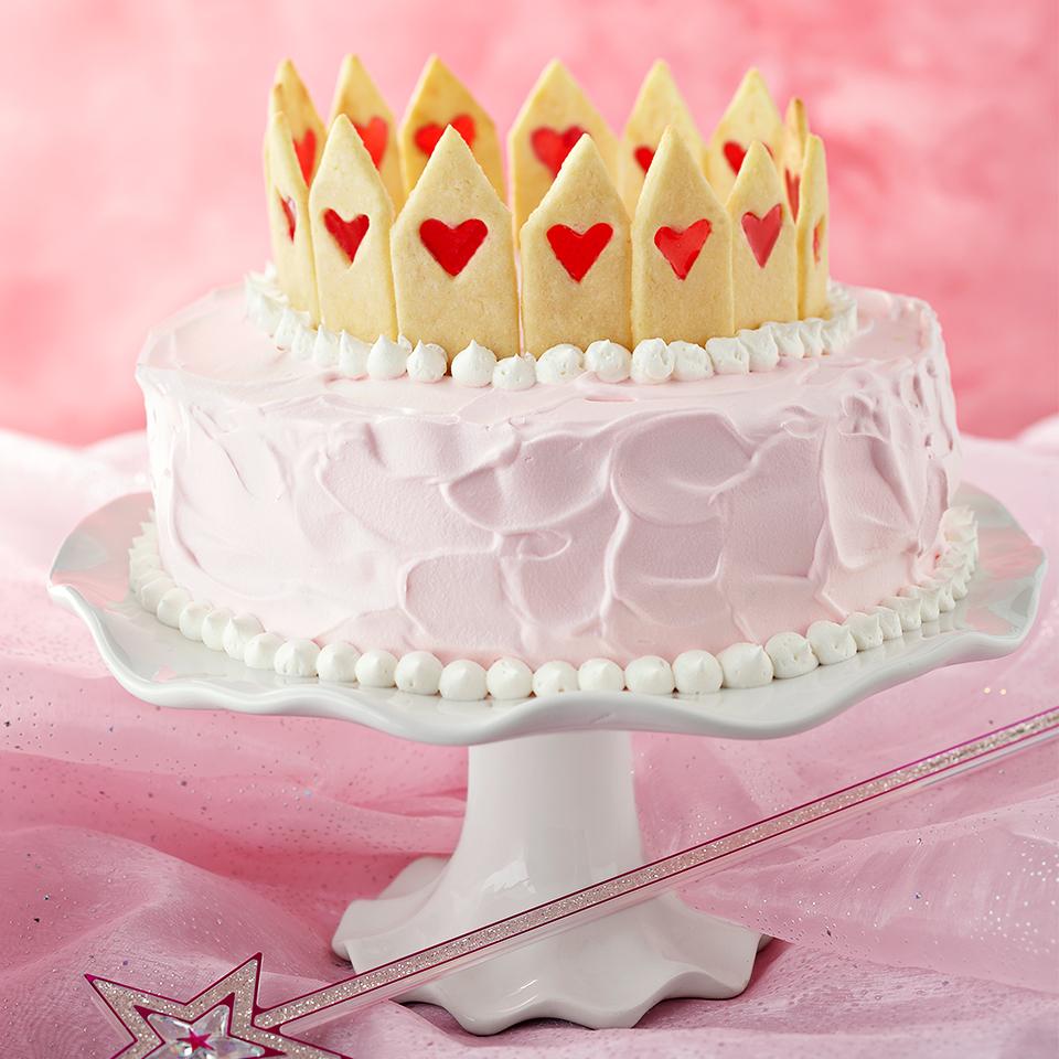 My Little Crown Cake Diabetic Living Magazine