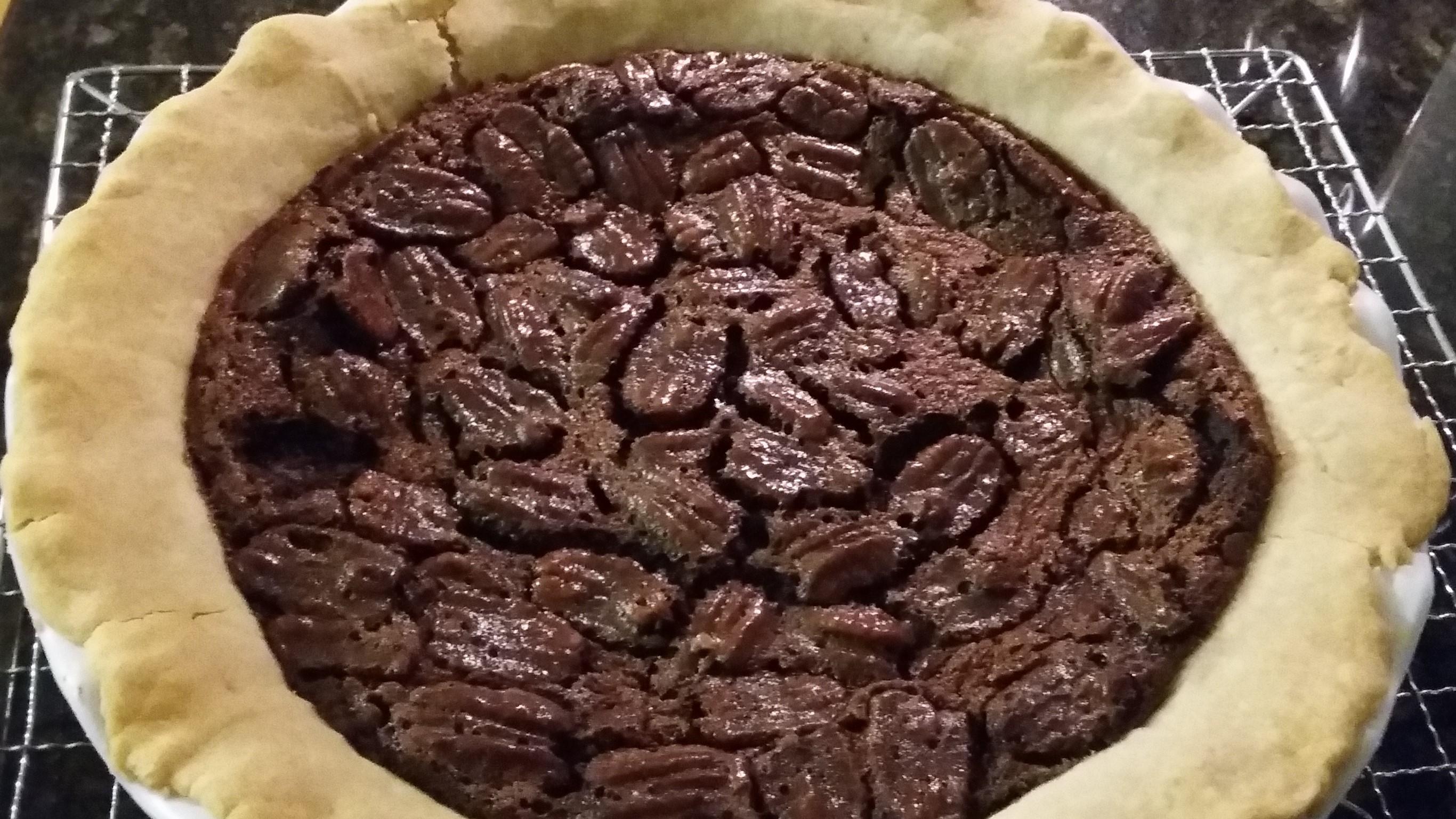 Derby Pie image