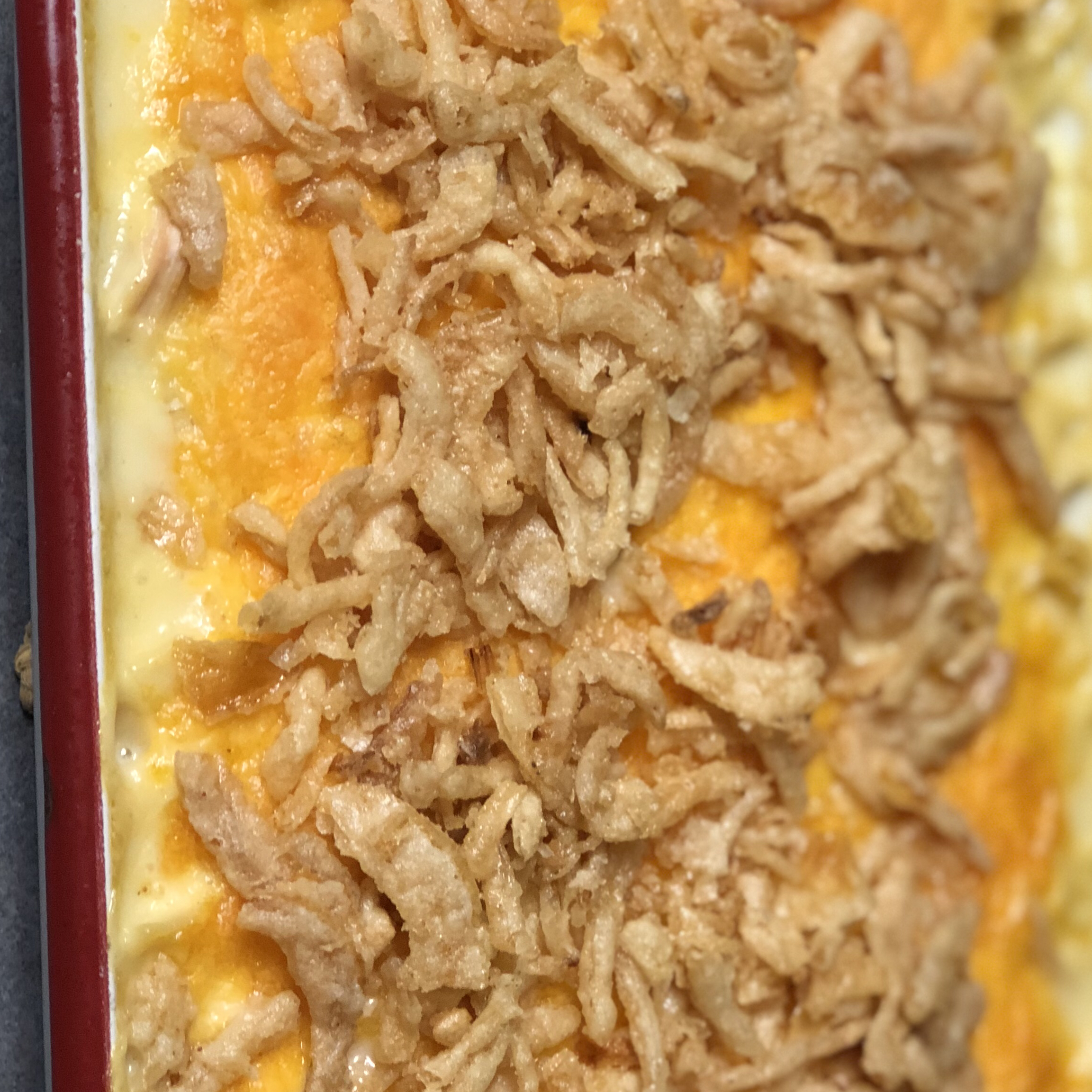 Homey Chicken and Rice Casserole Letha Fry Hostetter