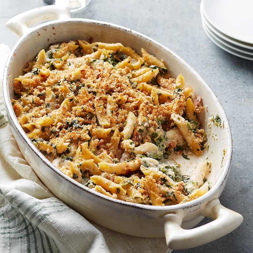 This comforting and flavorful vegetarian dish is packed with protein.