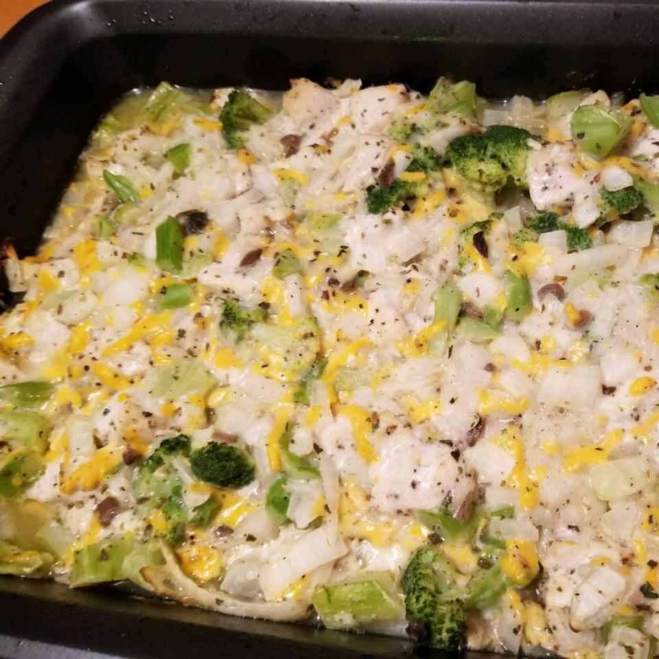 Broccoli Chicken Casserole IV Tony Alessi