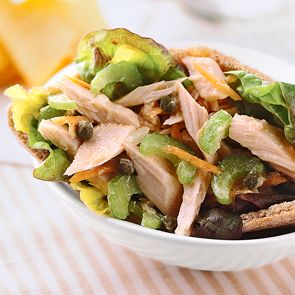 Tuna Salad Pockets Diabetic Living Magazine