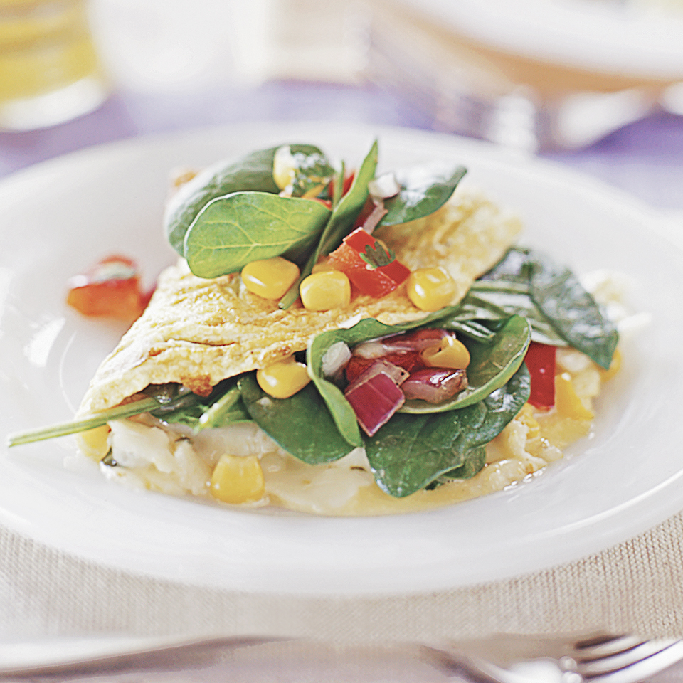 Quick and Easy Omelet Diabetic Living Magazine