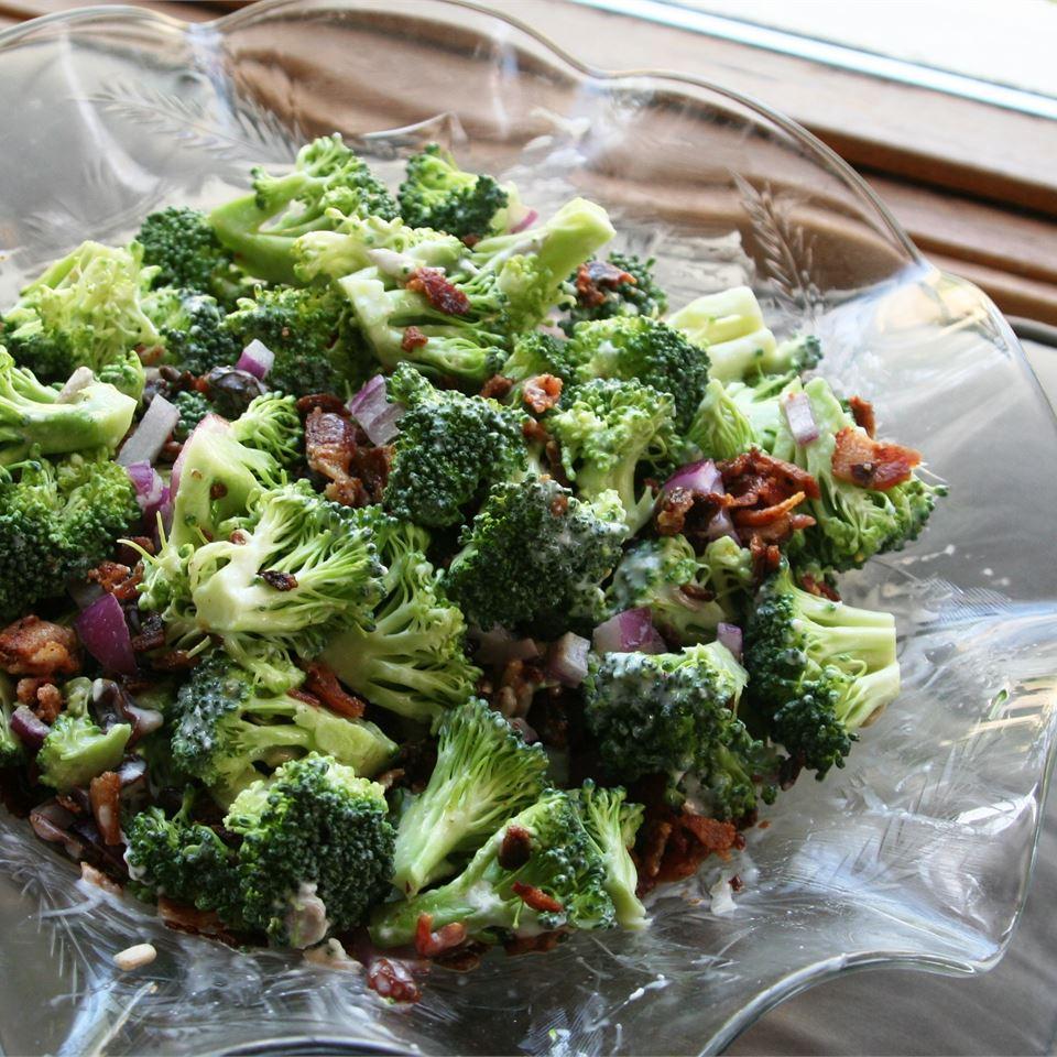 Broccoli Salad IV B Spradley