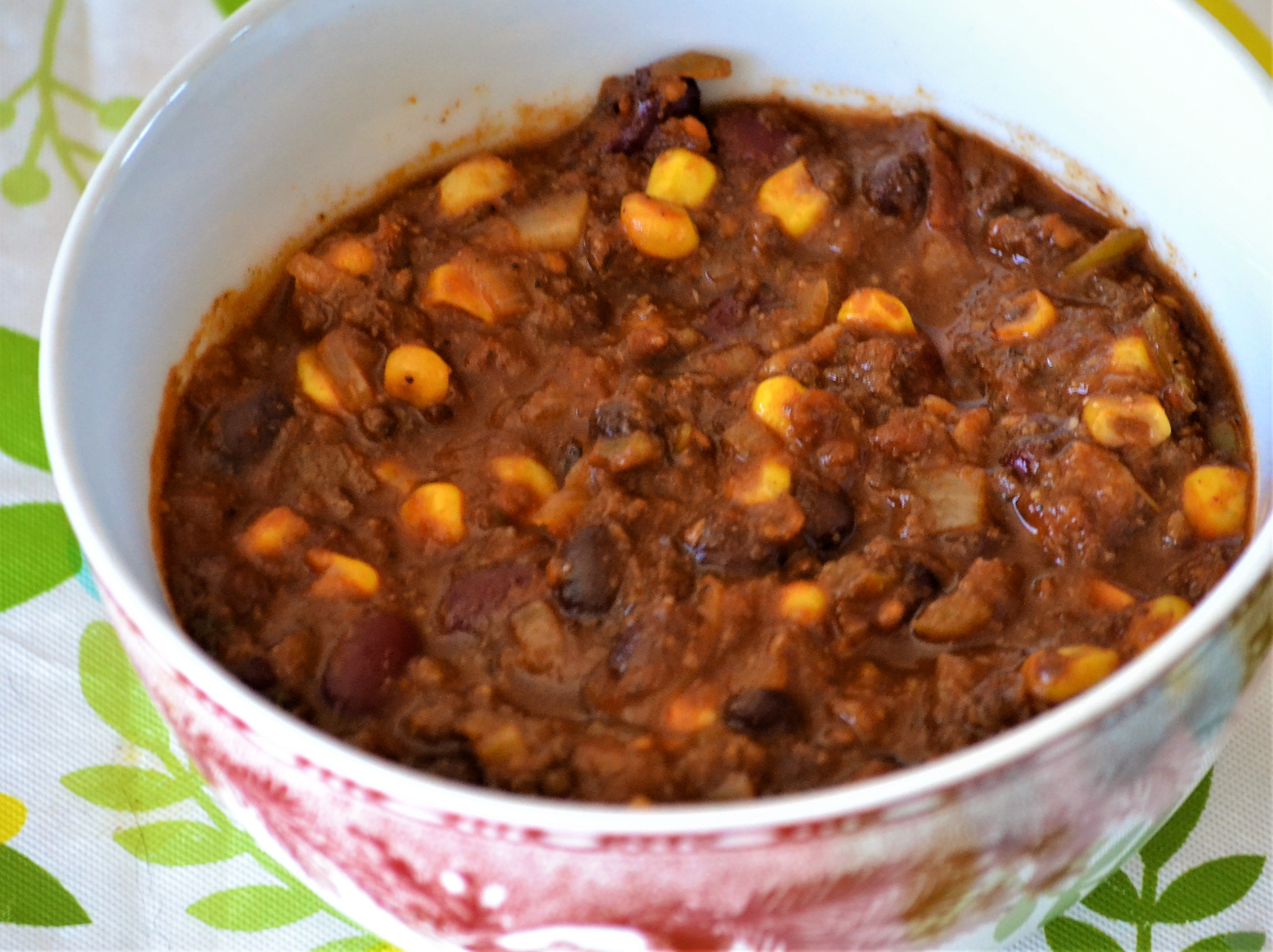 Really Awesome Chili