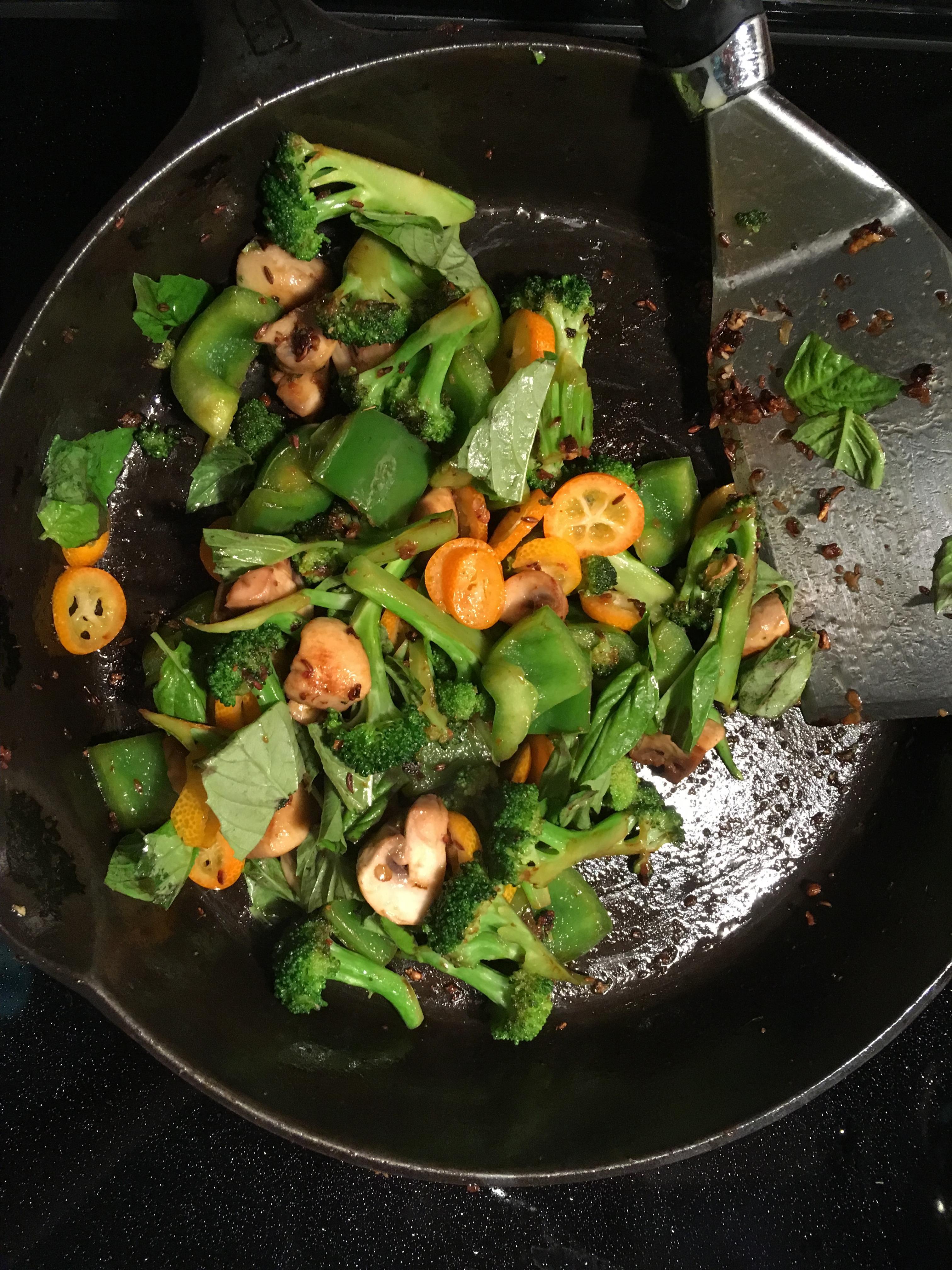 Bulgur Veggie Stir Fry Recipe Allrecipes