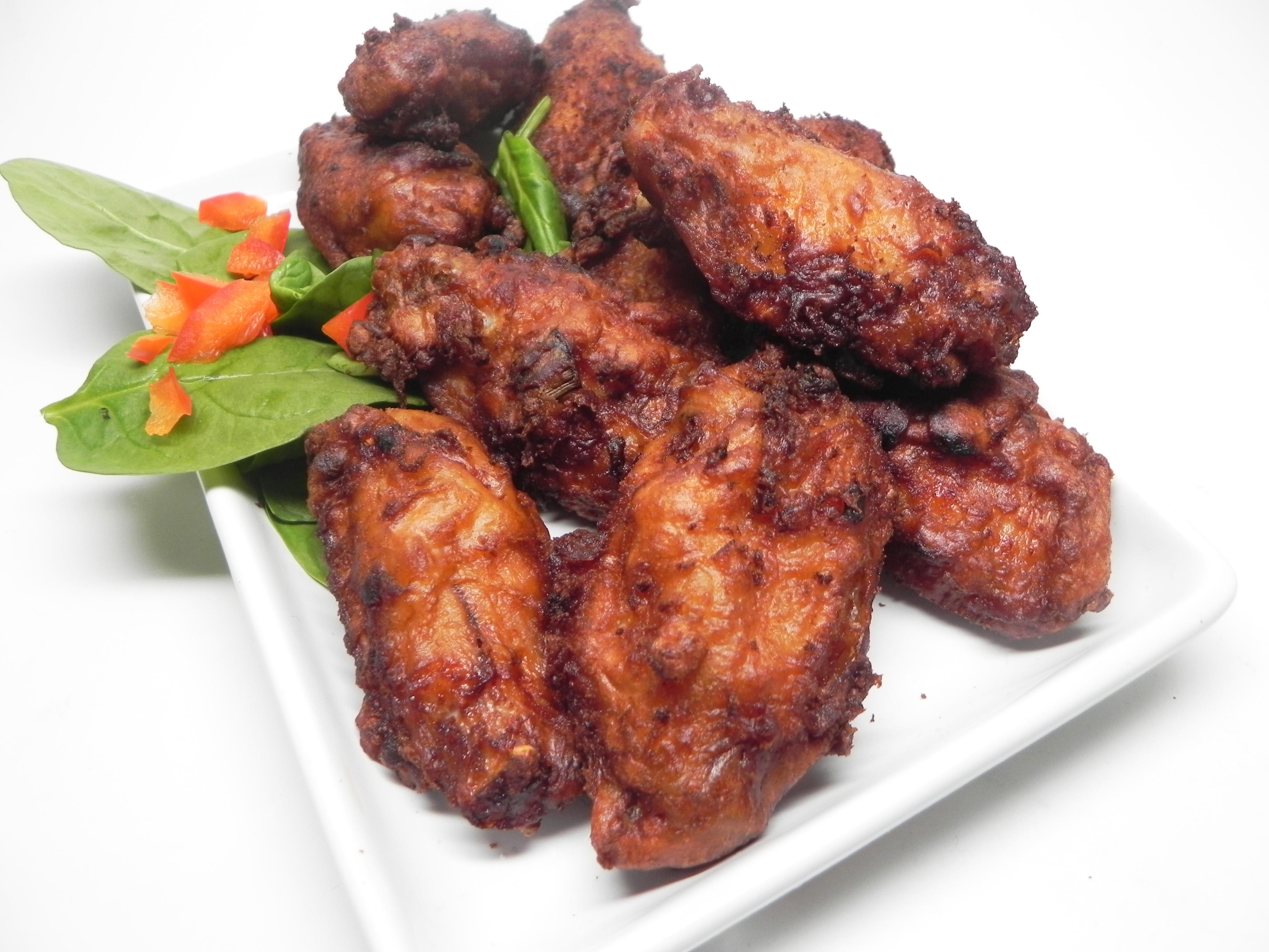 Filipino Fried Chicken Hawaiian Deelit
