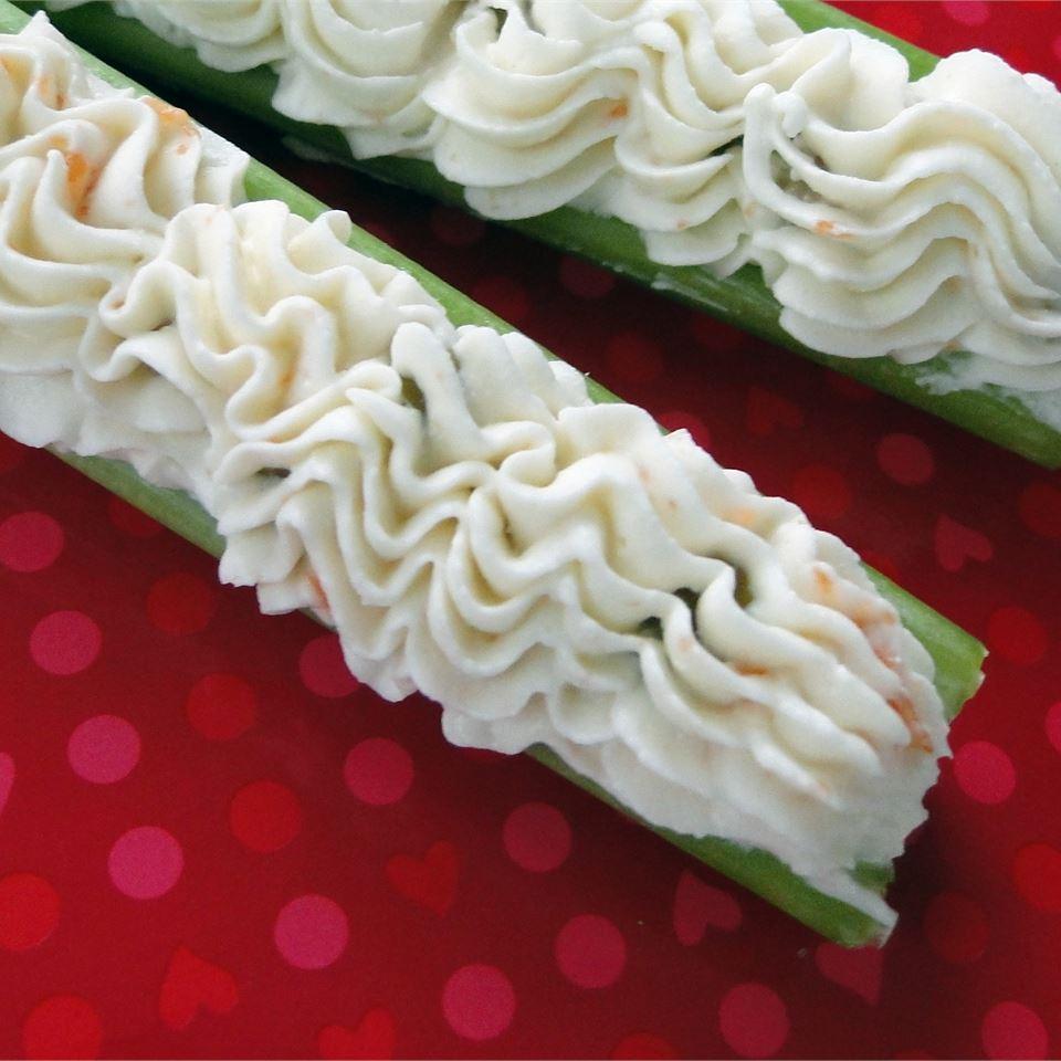 Grandma's Stuffed Celery