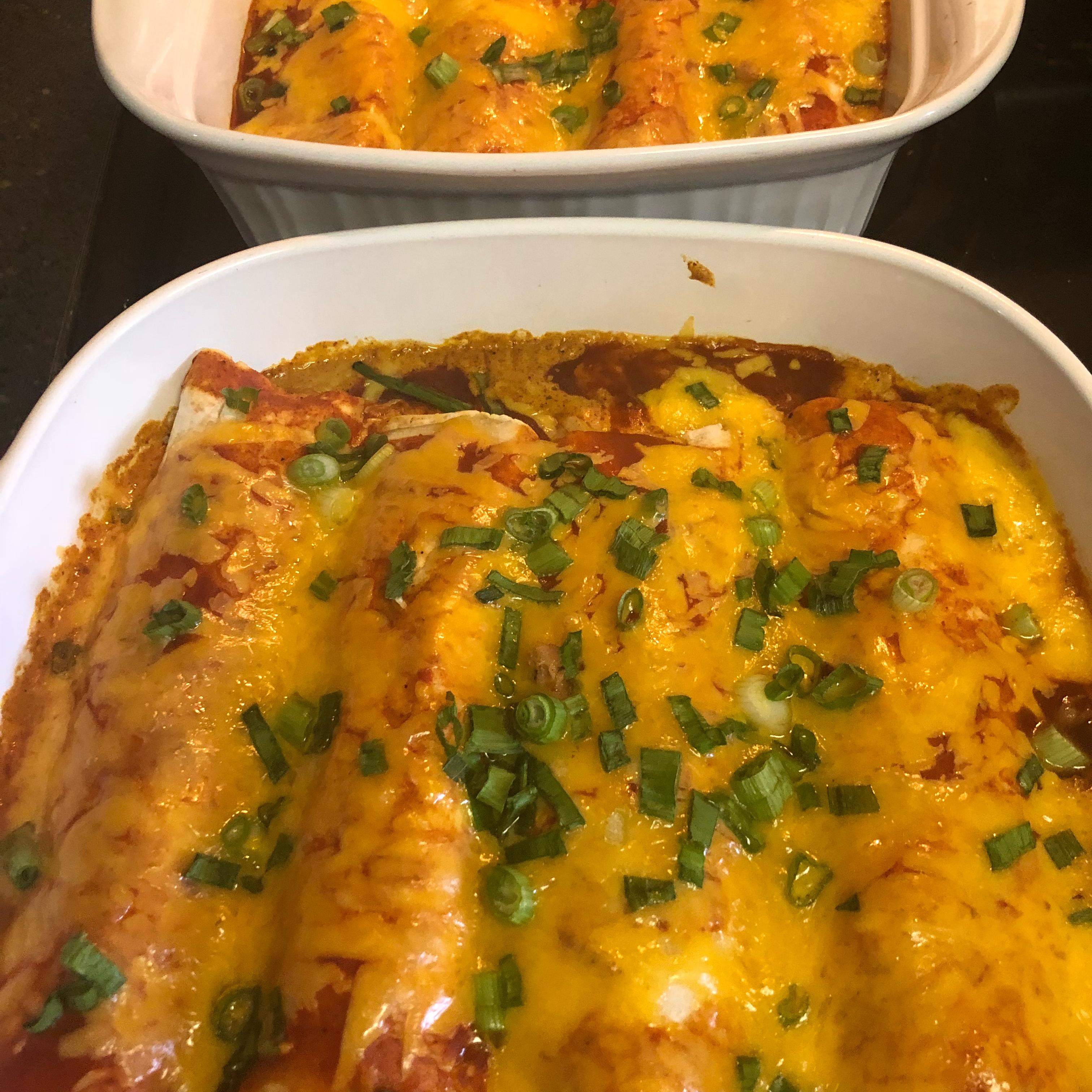 Angela's Awesome Enchiladas kim nowlin