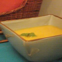 Butternut Soup Marty