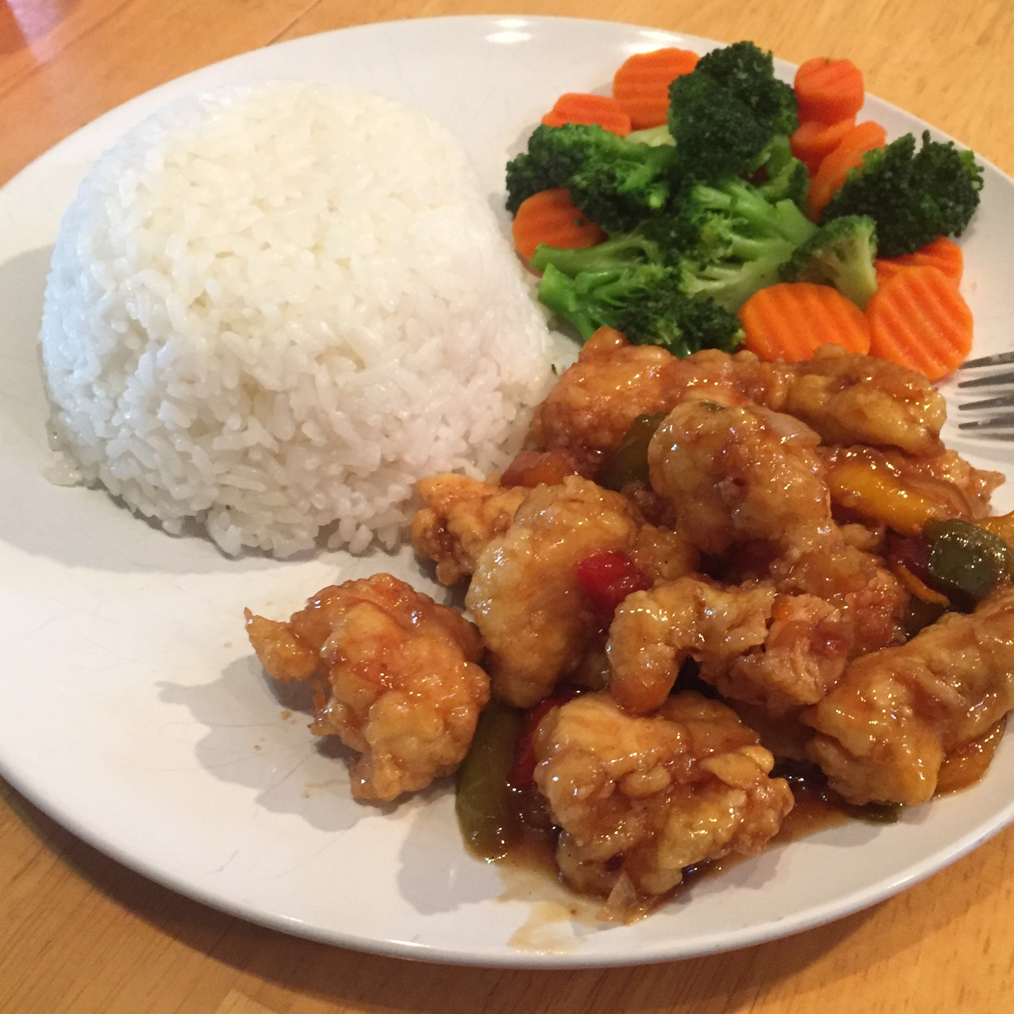 General Tsao's Chicken II
