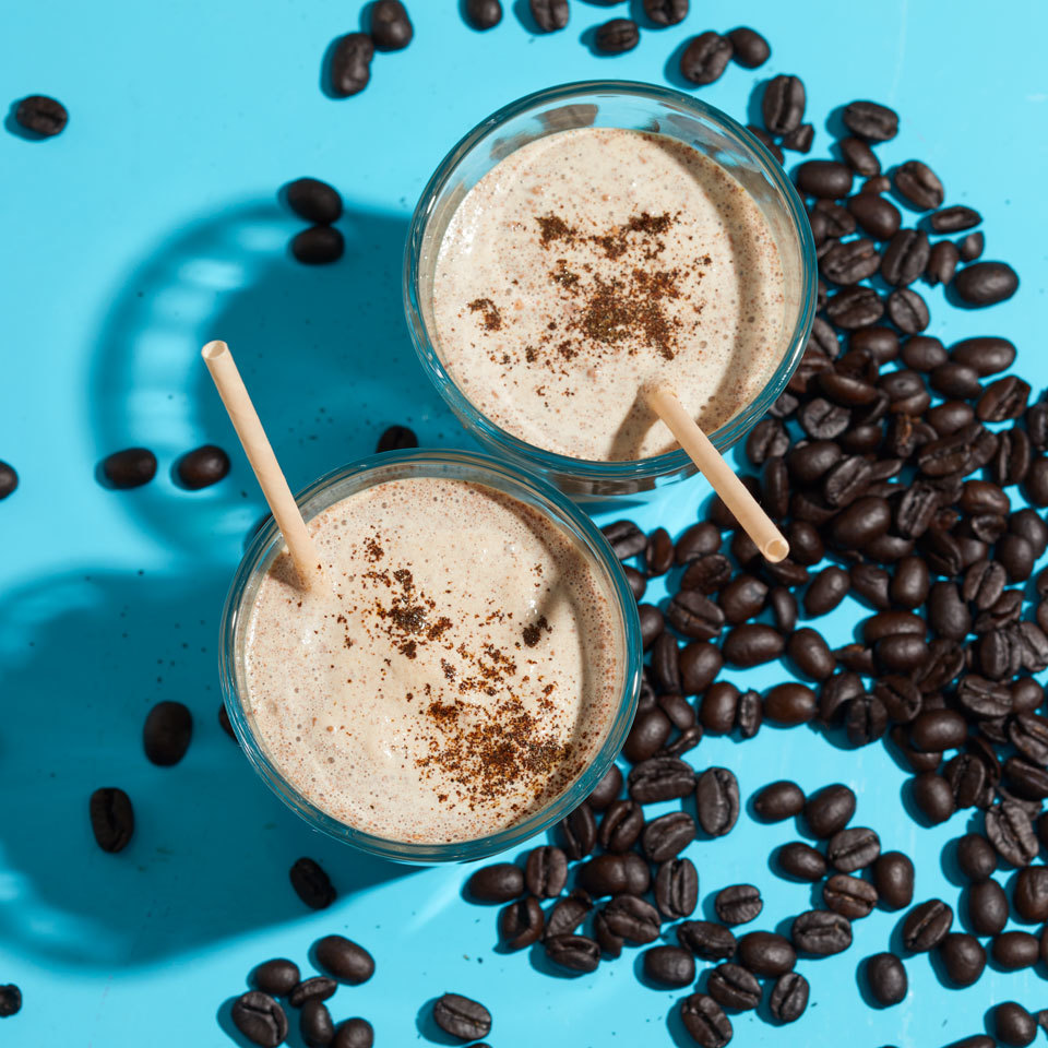 Boozy Coffee Milkshakes Carolyn Casner
