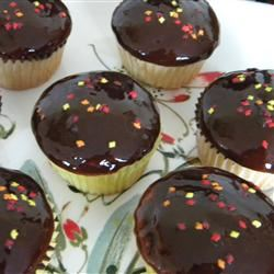 Chocolate Glaze I