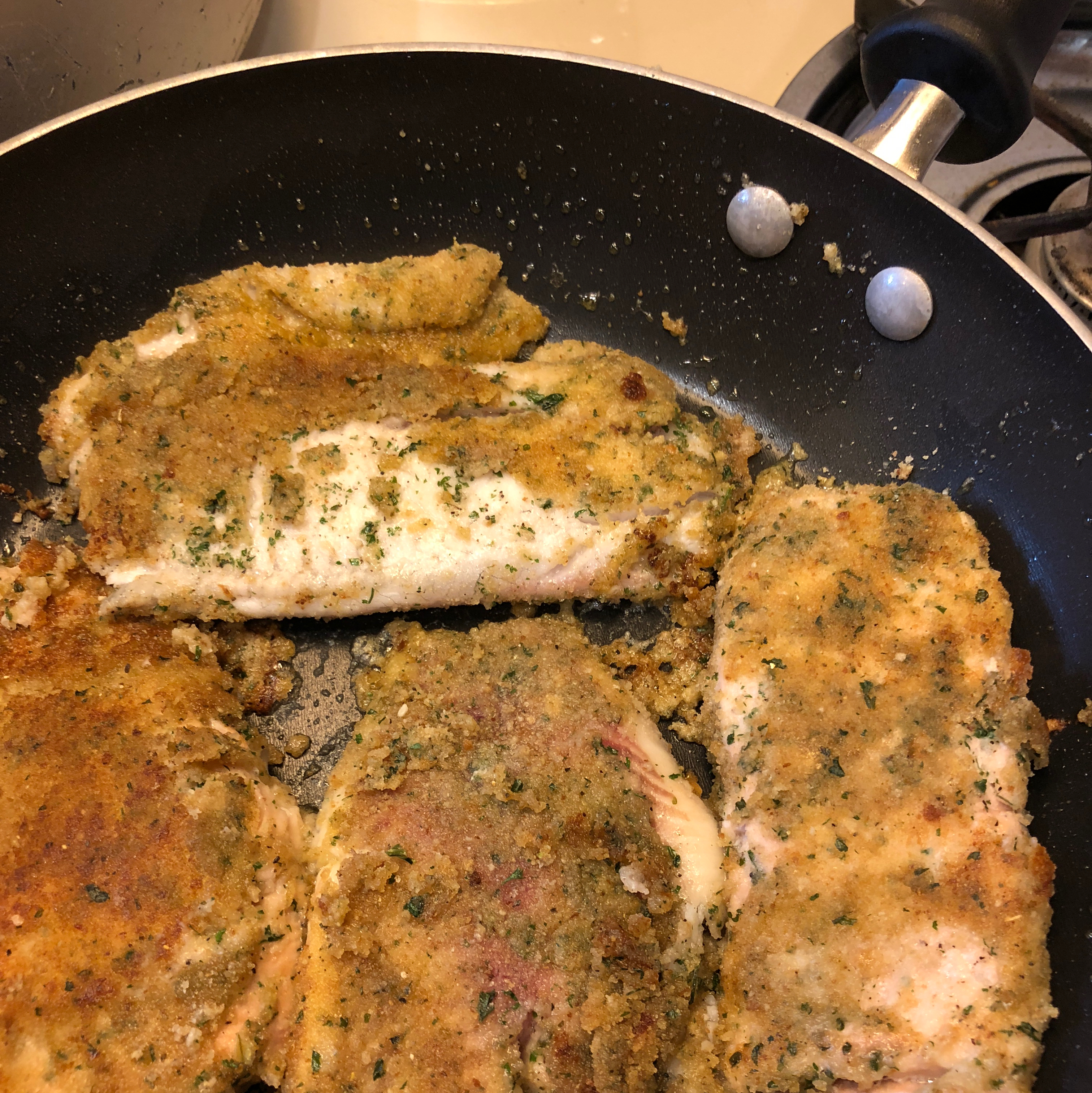 Simple Ranchy Breaded Fish Fillets Sarahm199