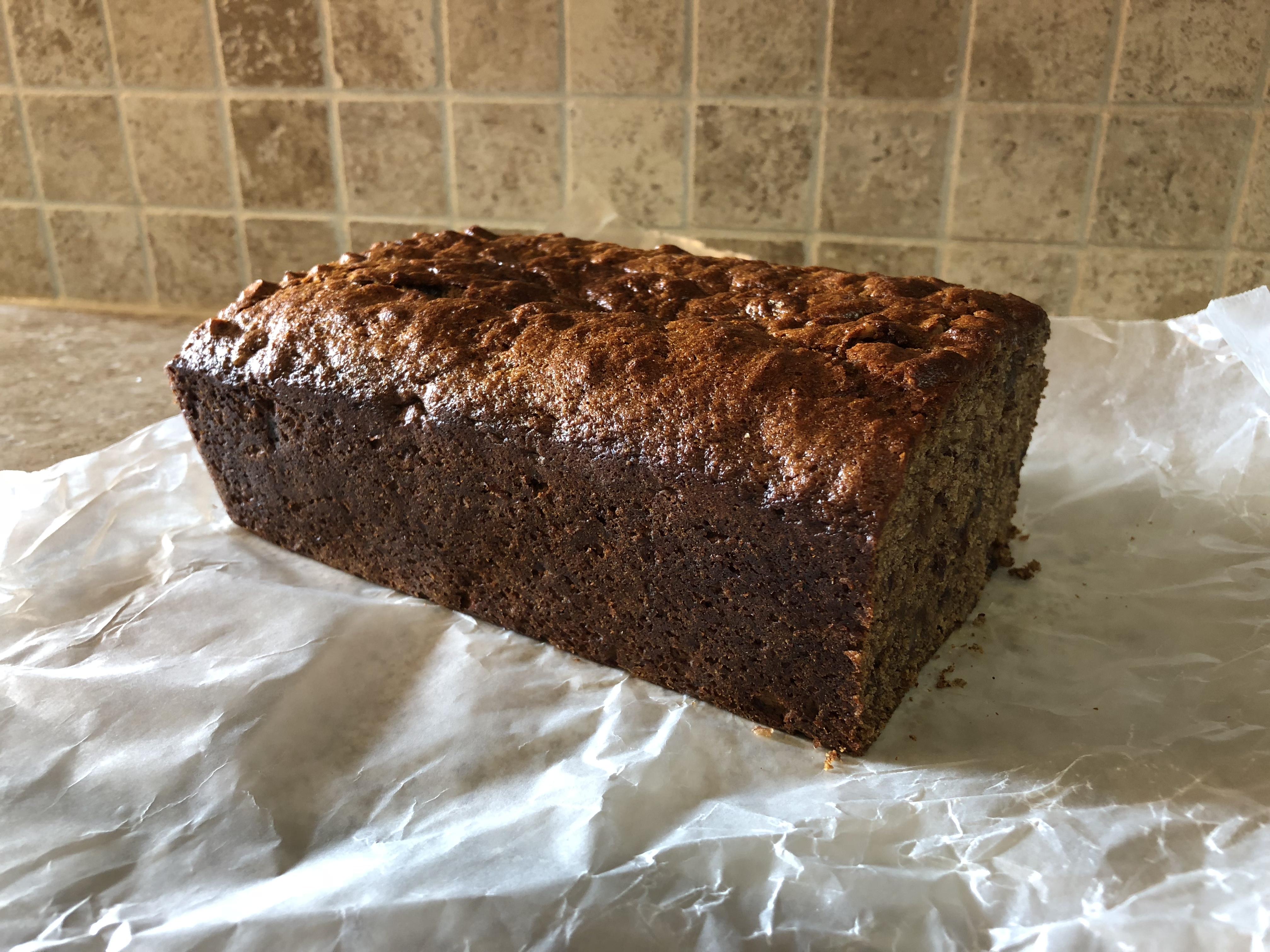 Moist Date Nut Bread Linda