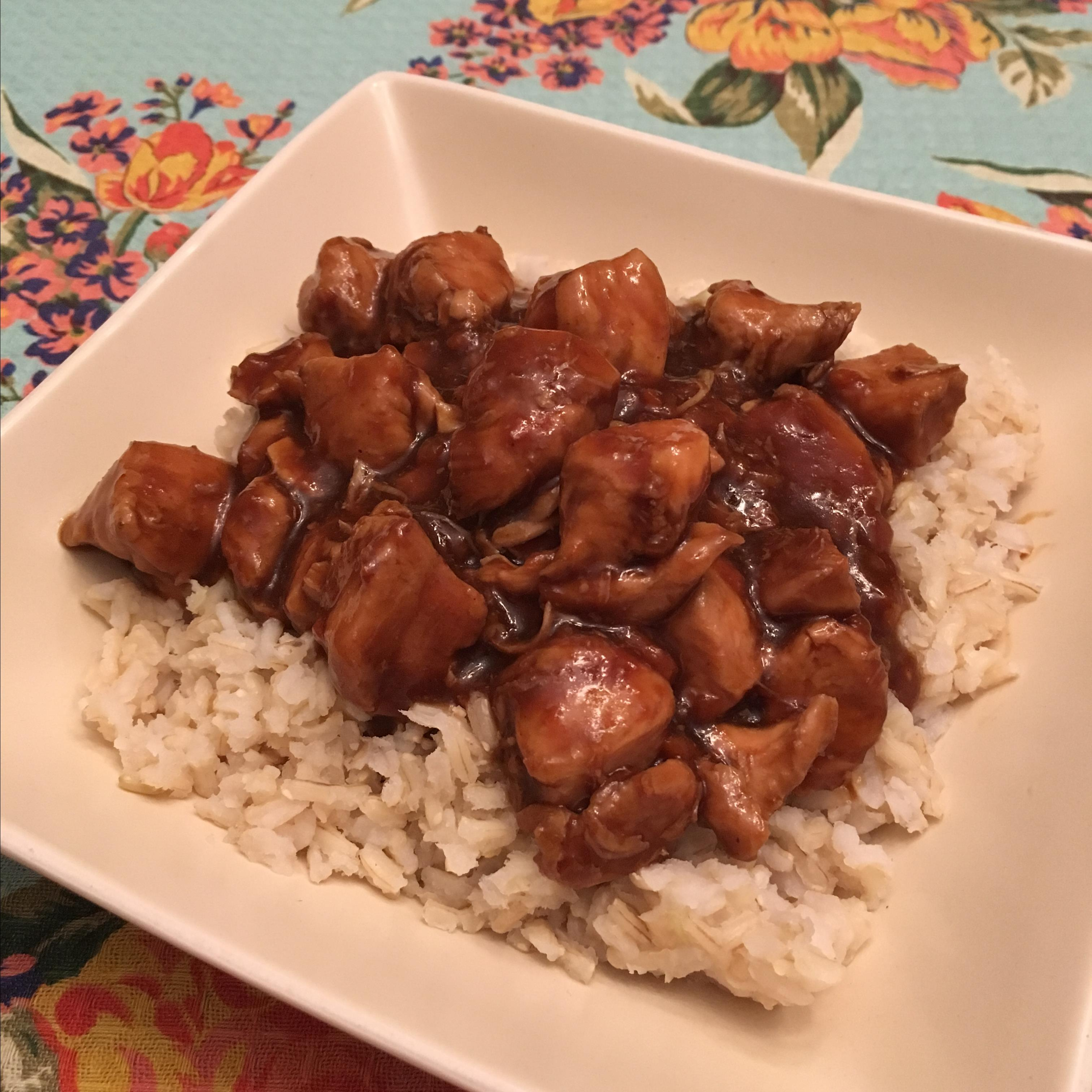 Instant Pot(R) Mongolian Chicken Paula