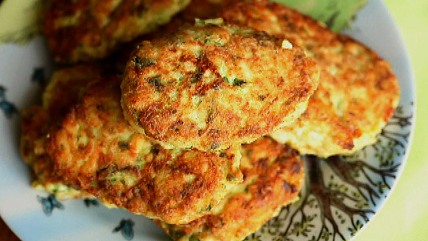 Best Chicken Patties Recipe