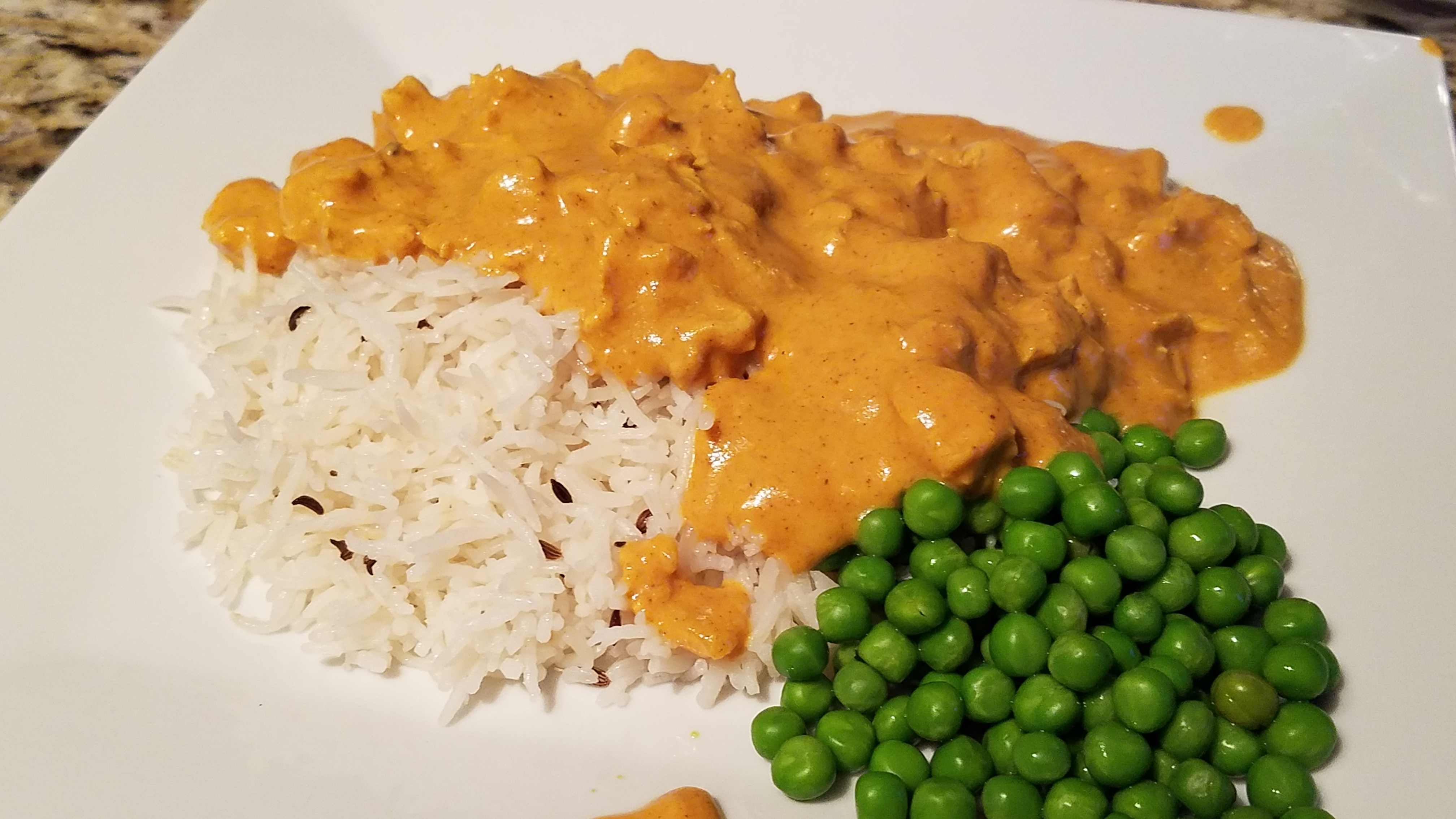 Steve's Chicken Korma Juliane Carvalho