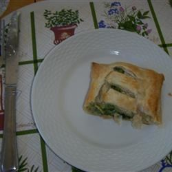Spinach Strudels SMITHS37