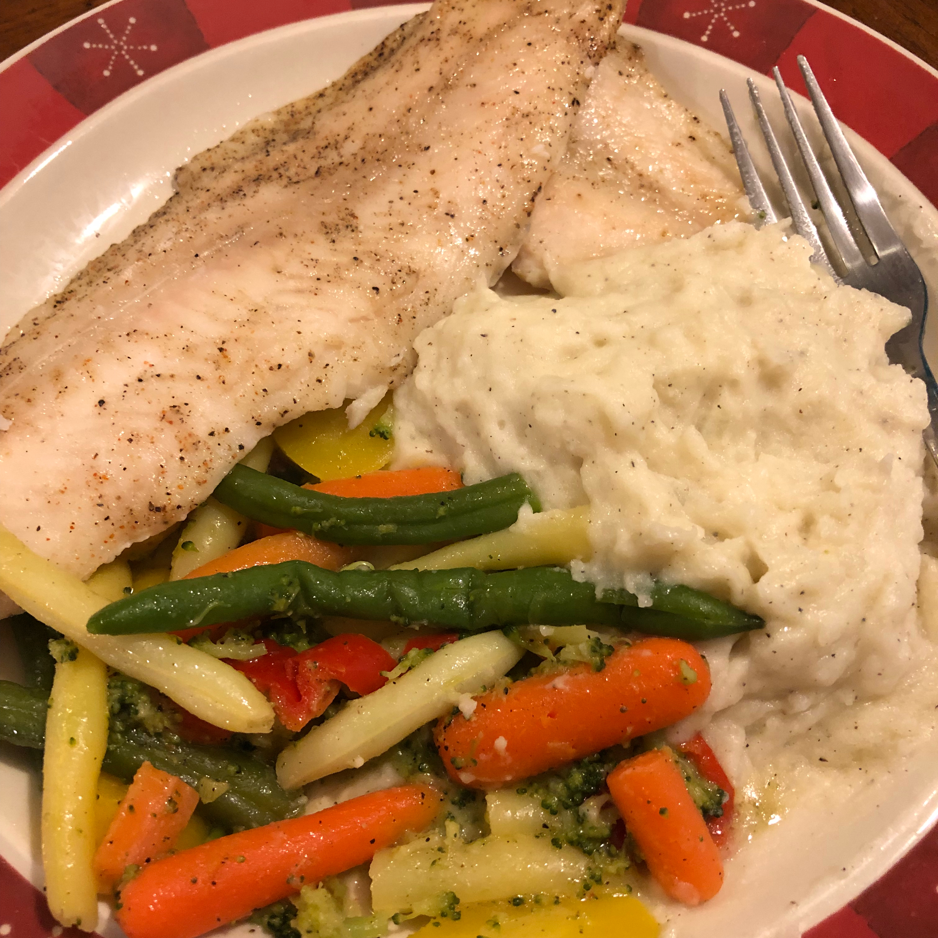 Quick and Easy Baked Fish Fillet Destiny Rivera