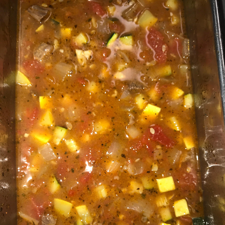 Southwest Garden Stew