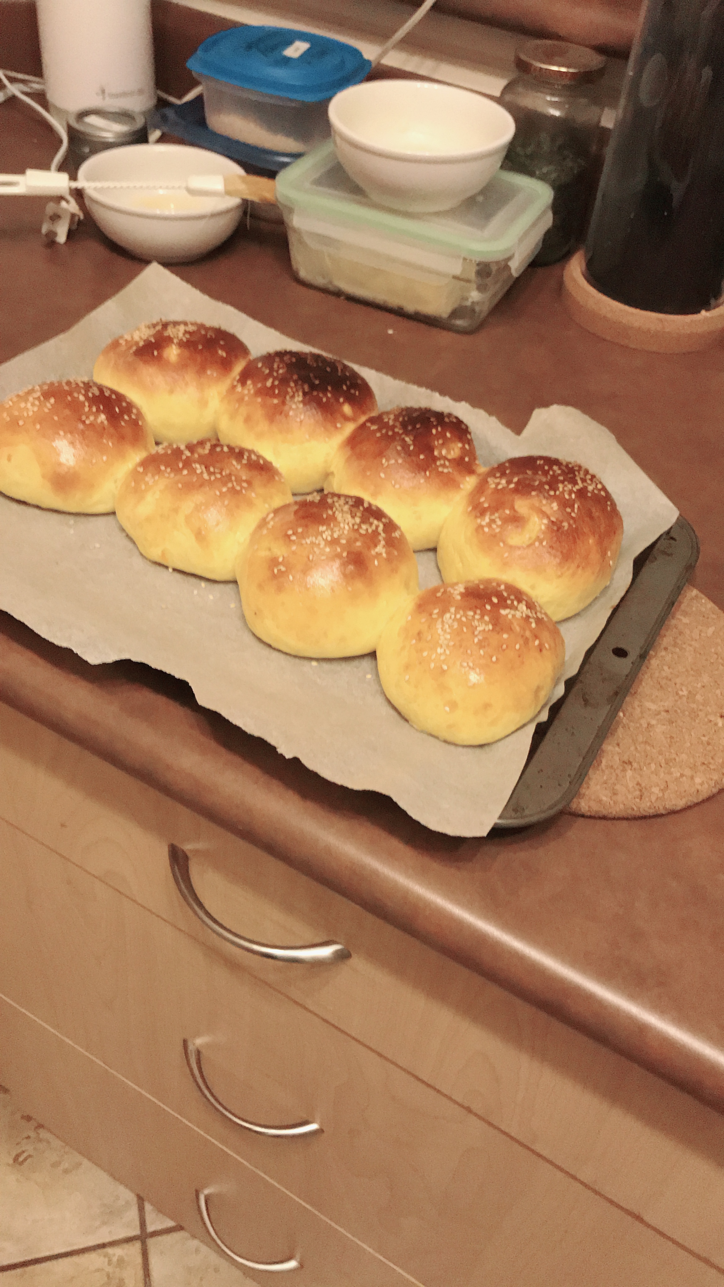 Sweet Potato Buns Poe Limkul