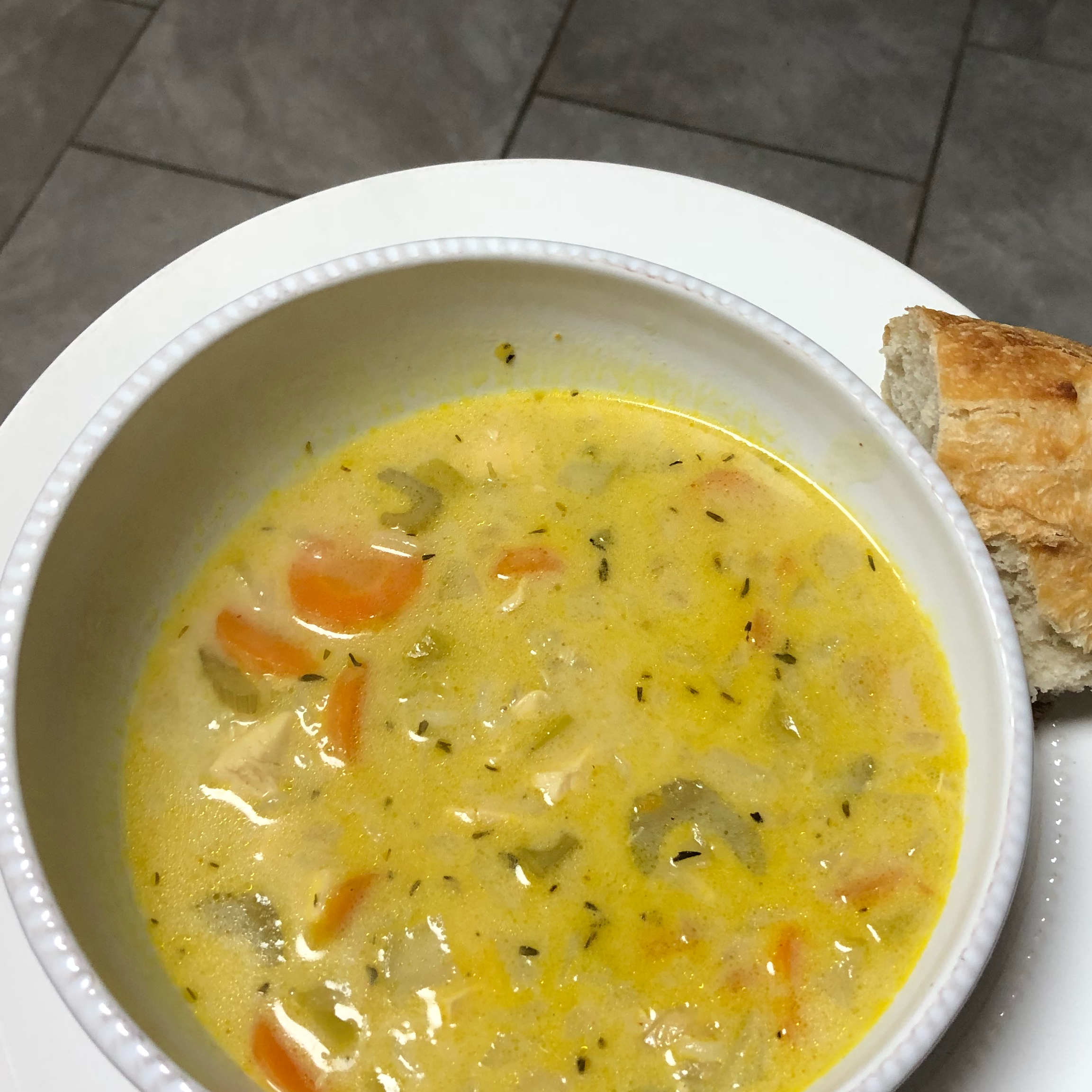 Mulligatawny Soup I