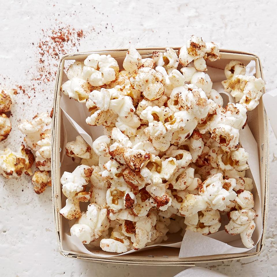 Sweet Chili Popcorn Diabetic Living Magazine