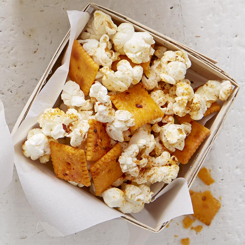 Barbecue Popcorn Diabetic Living Magazine